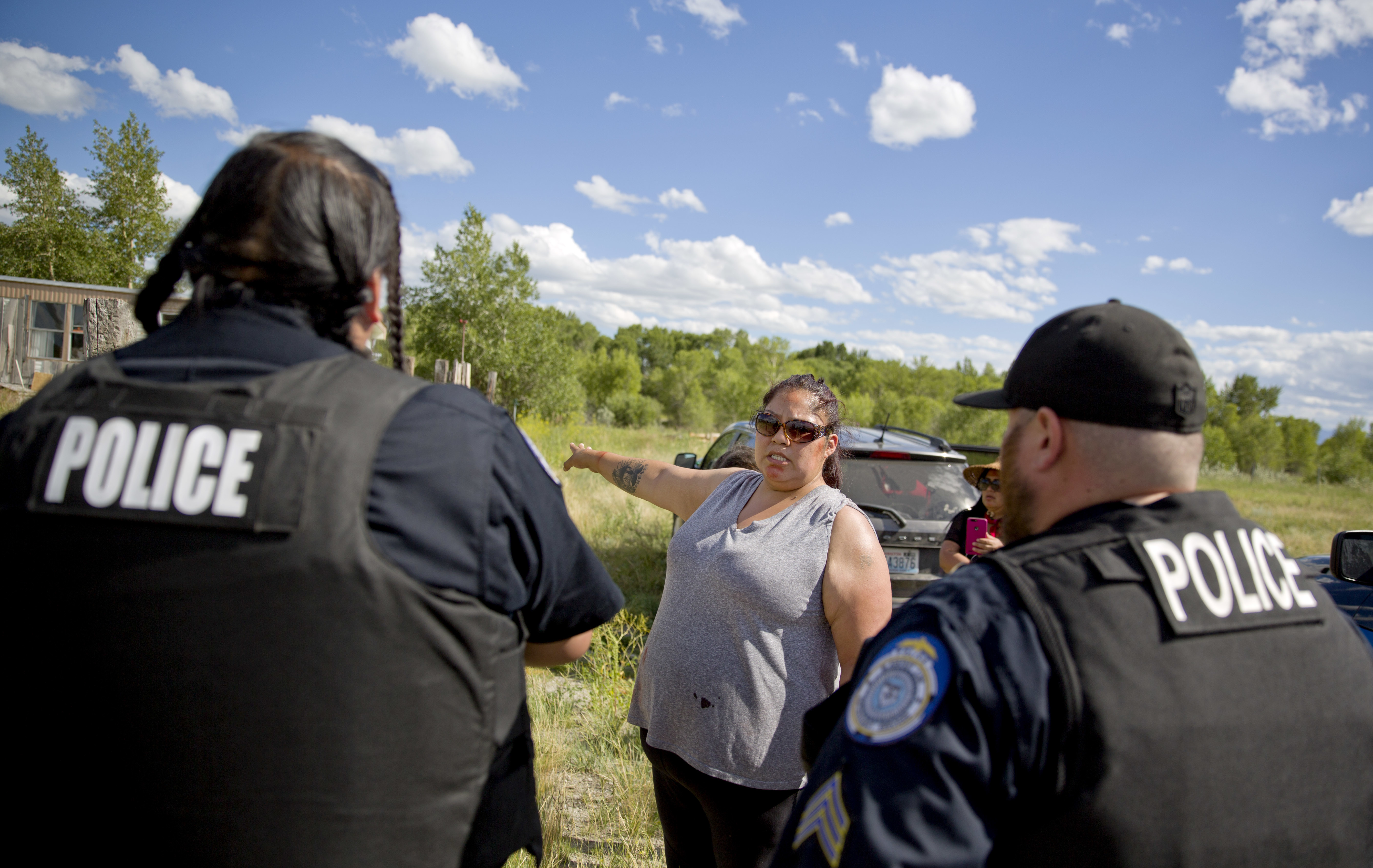 Lawmakers seek answers for why Native American women vanish