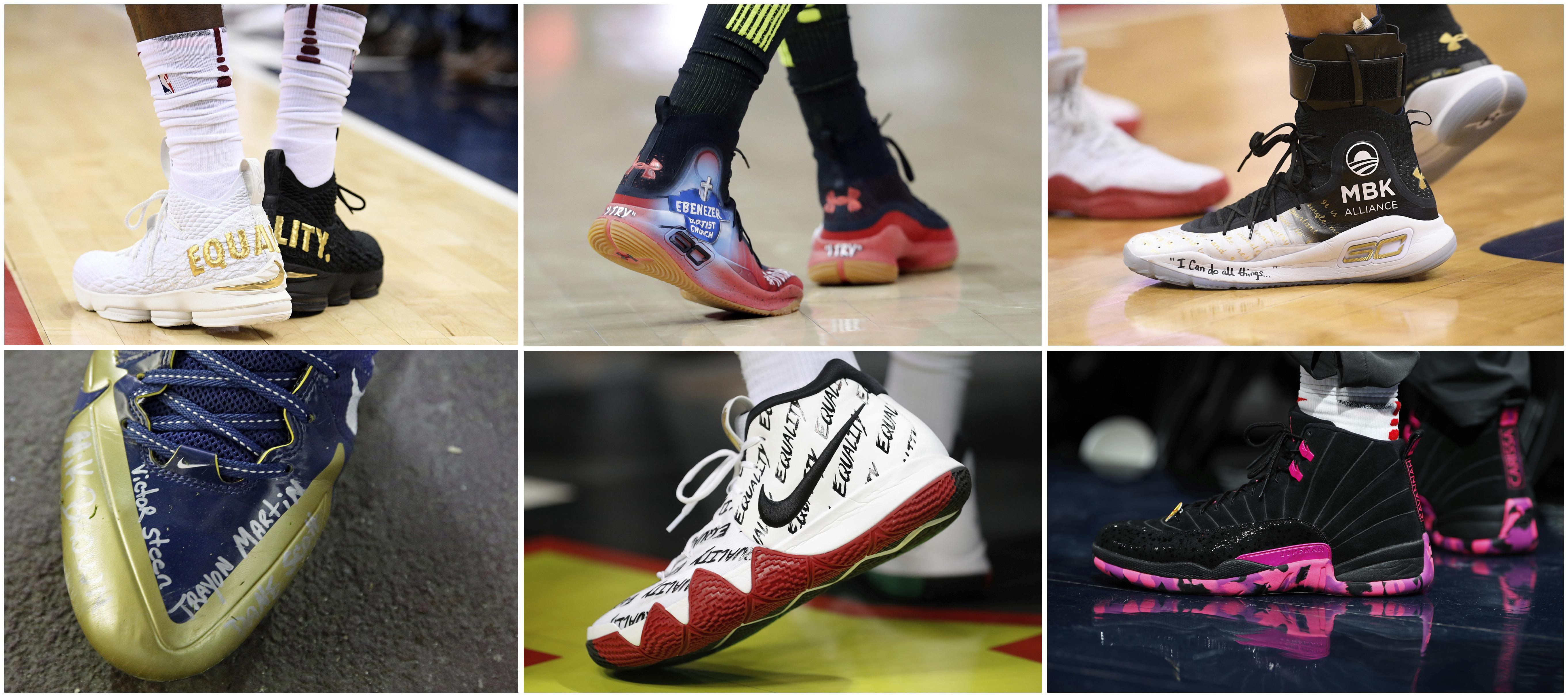 8cbd6cc80 Nike s Kaepernick campaign signals change in shoe politics