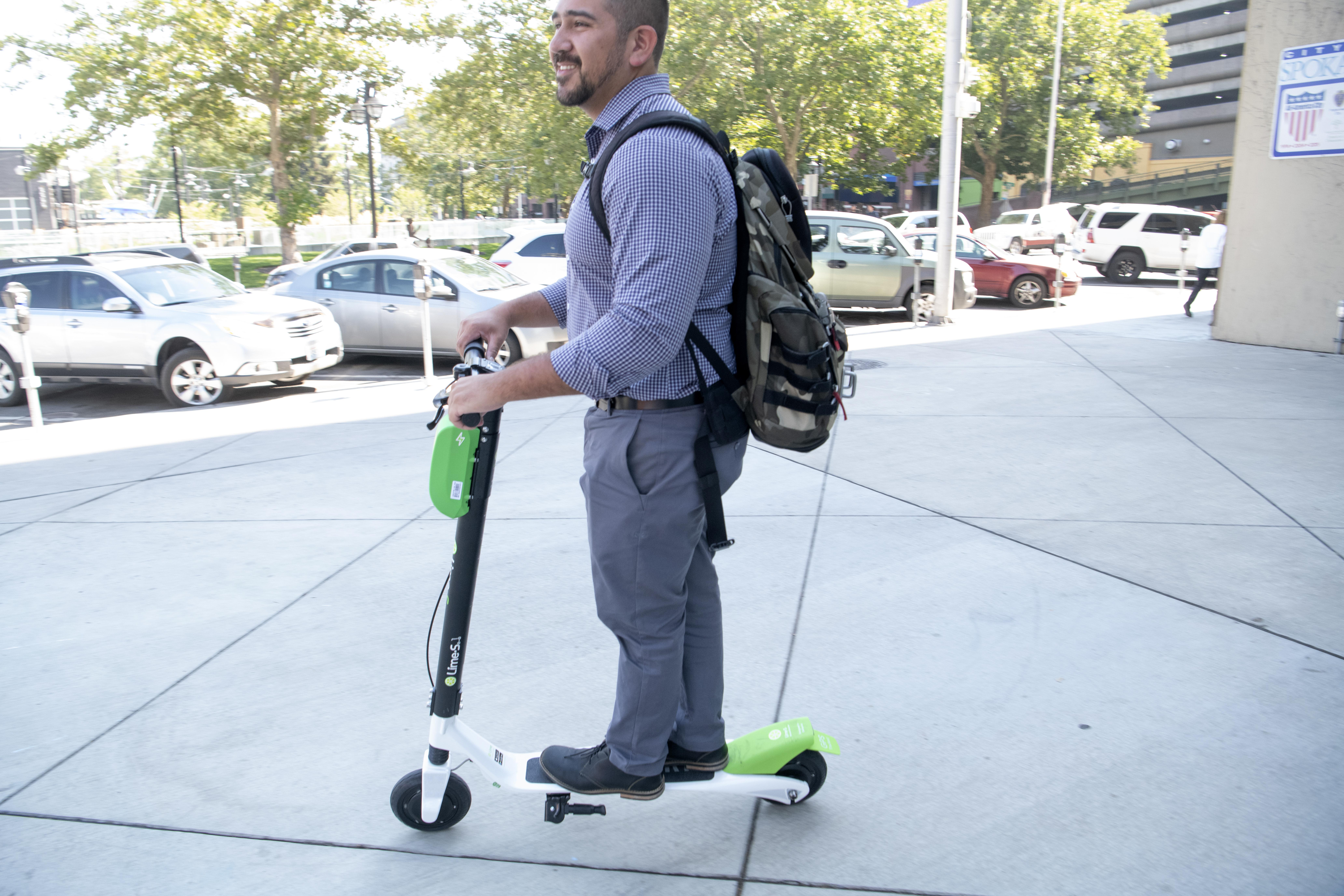 Getting There: Spokane's new bikeshare still has a way to go   The