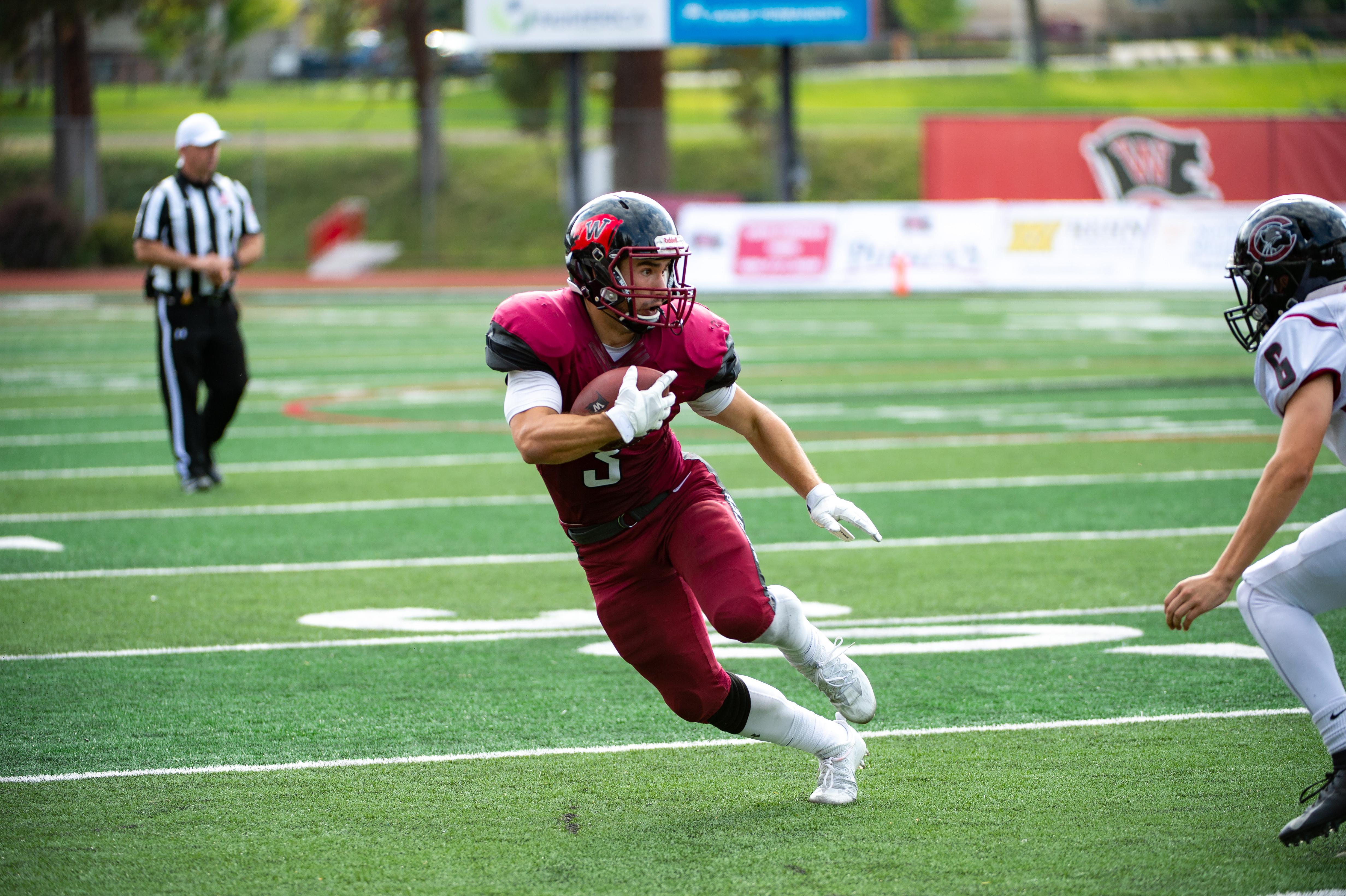 Whitworth Football Caps Unique September With Crucial Game Against