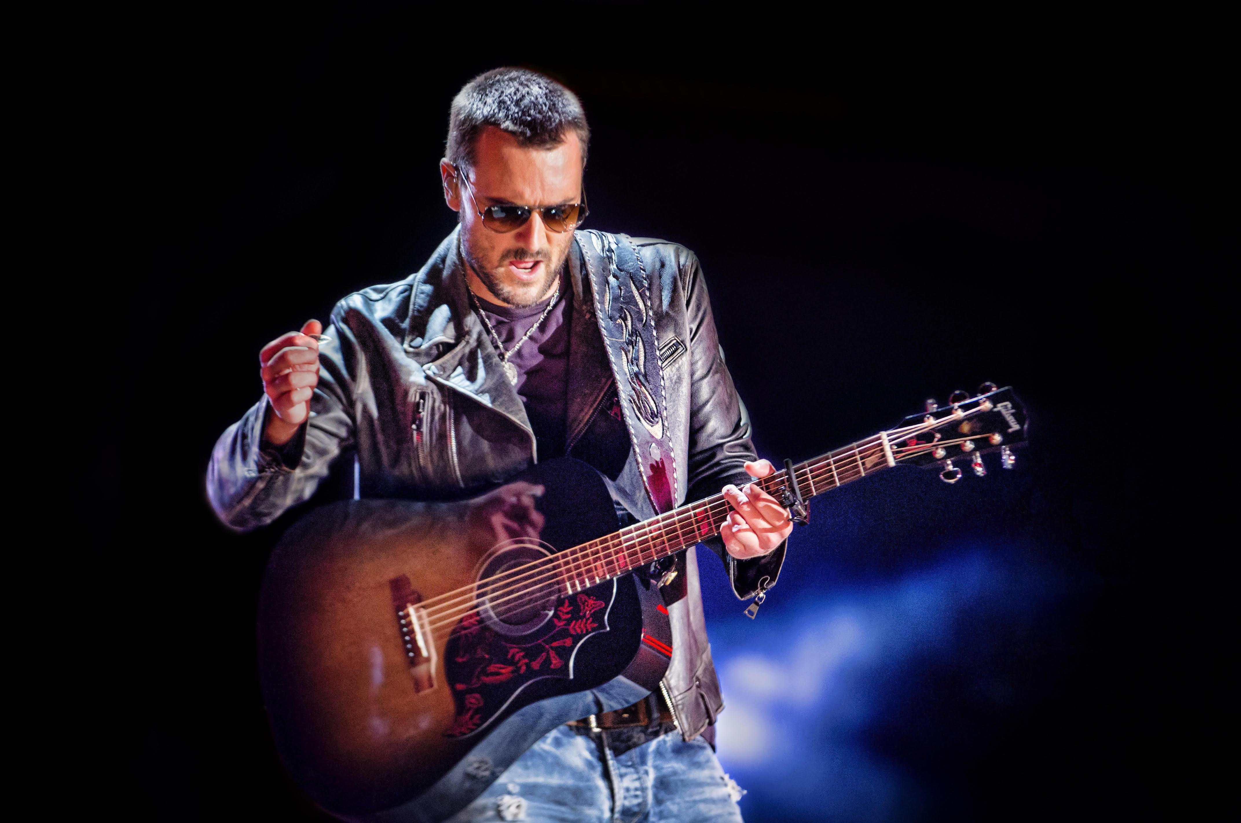 country singer eric church announces two night run at the gorge