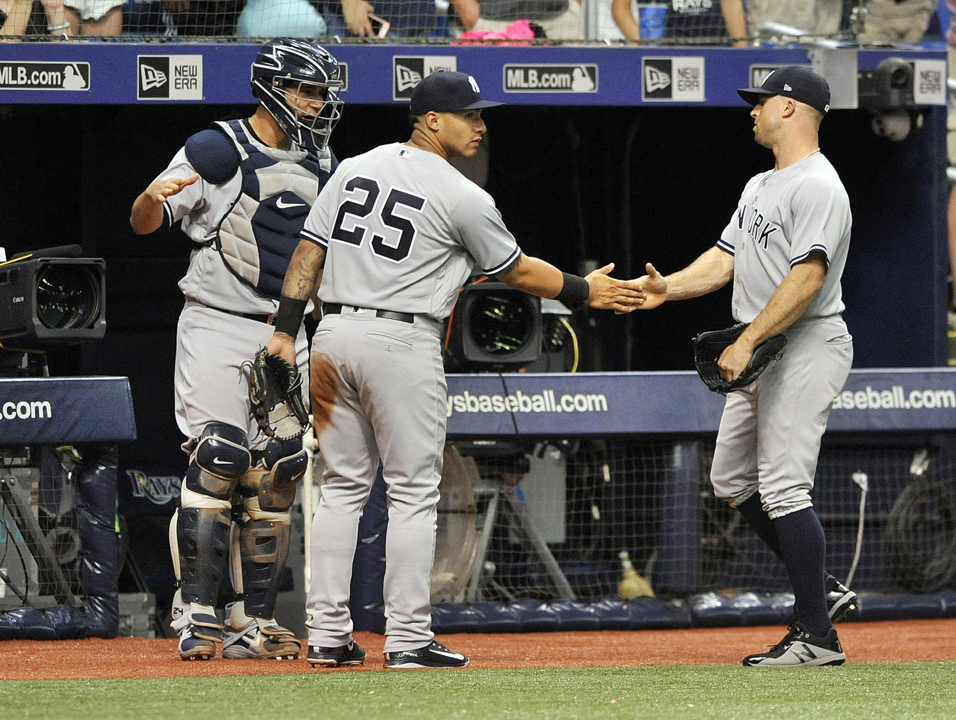 release date: 4bb1b 5382a MLB roundup: Another Yankee bites the dust in win over Rays ...