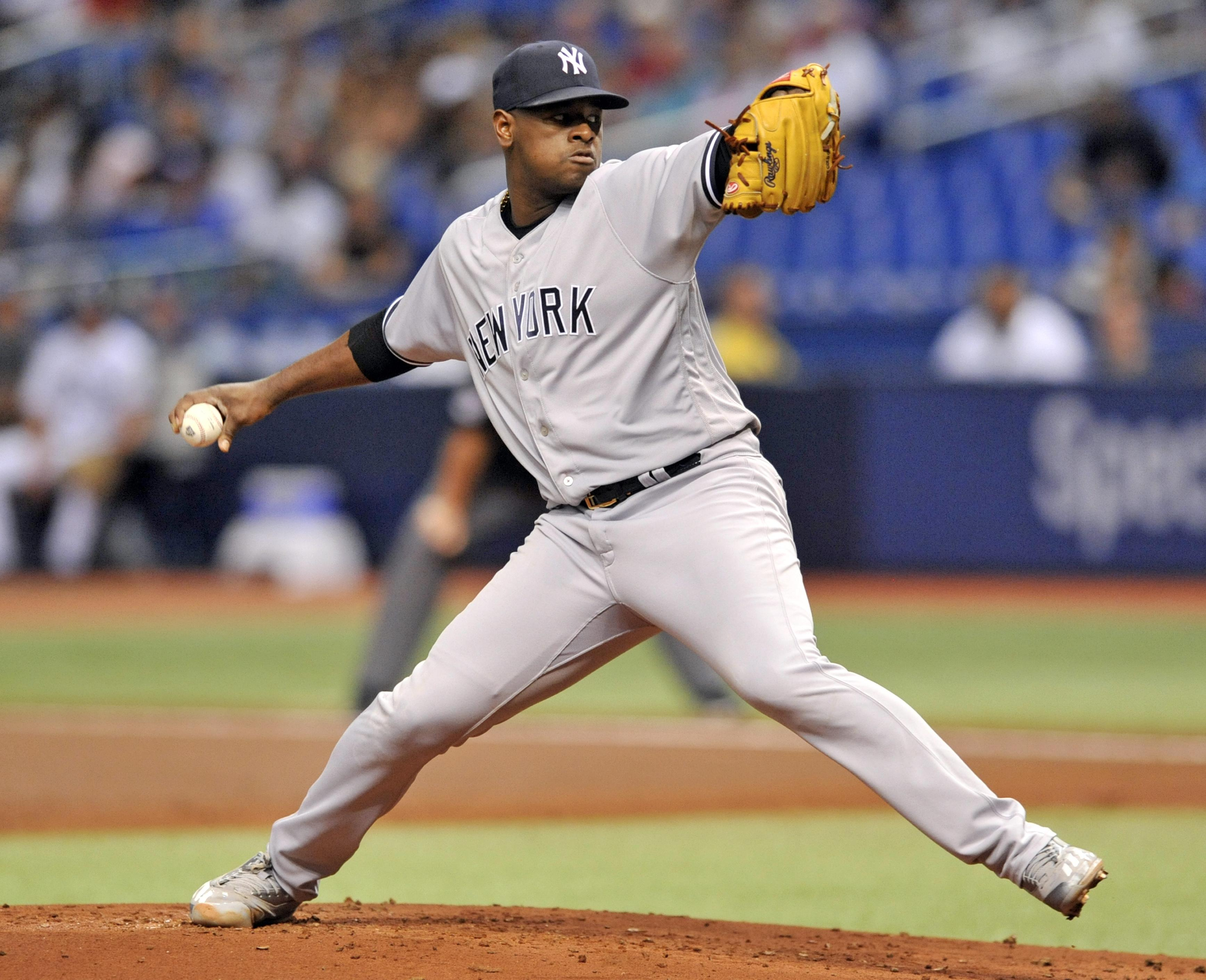 Luis Severino To Start American League Wild Card Game For New York