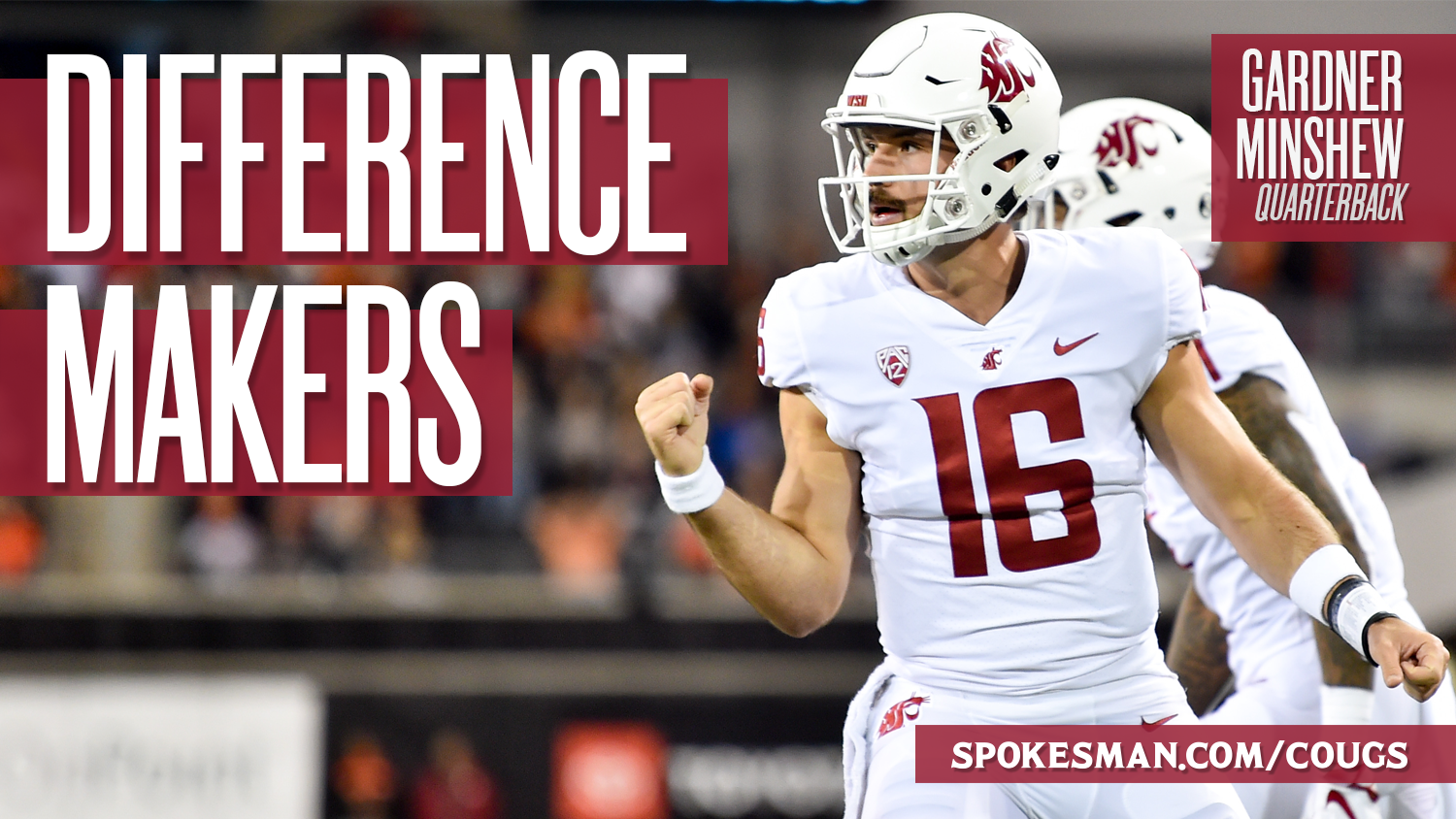 Difference makers: Gardner Minshew hits milestones in ...