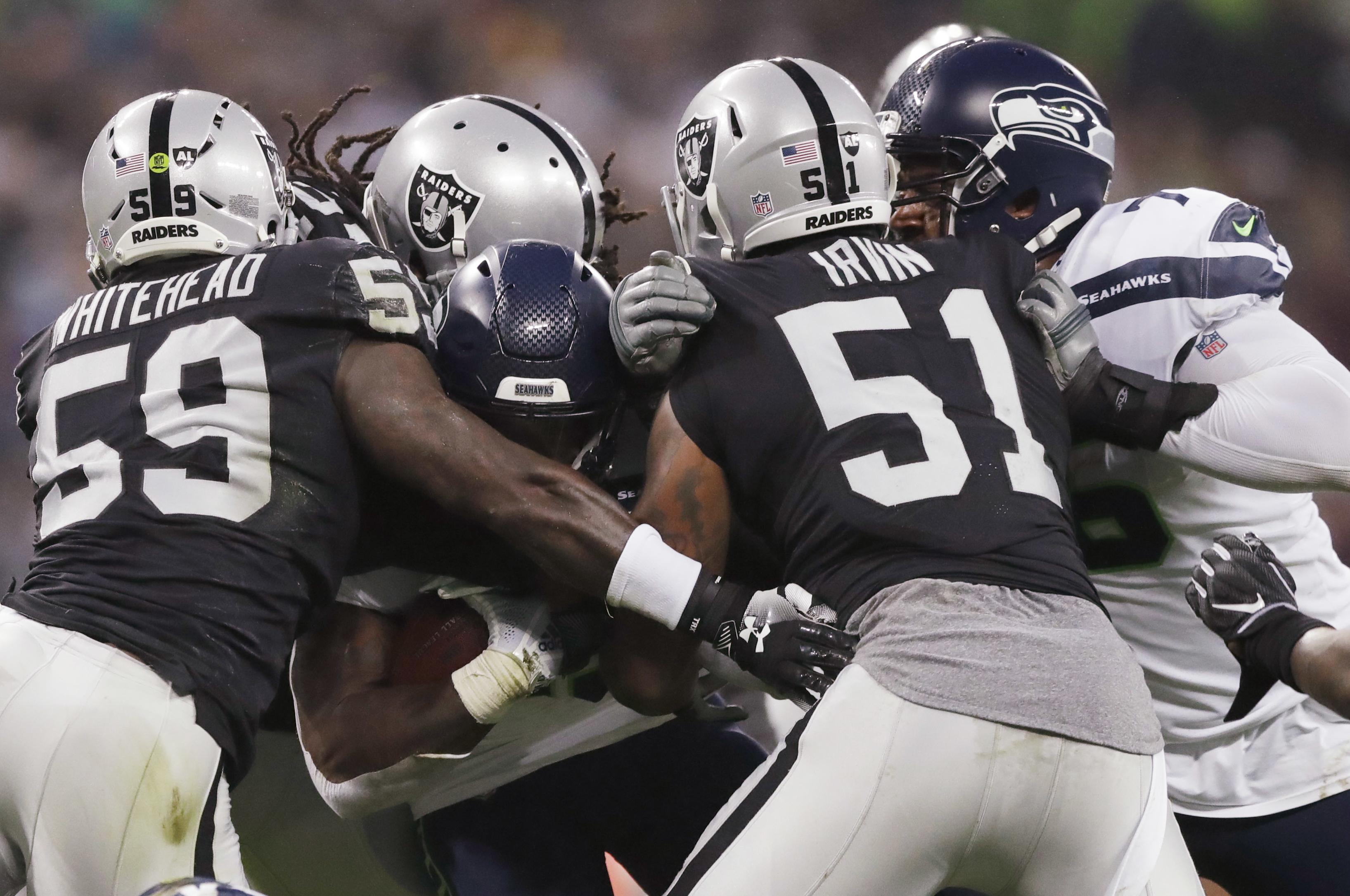 Grip On Sports The Seahawks Dominated But Tougher Weeks Are