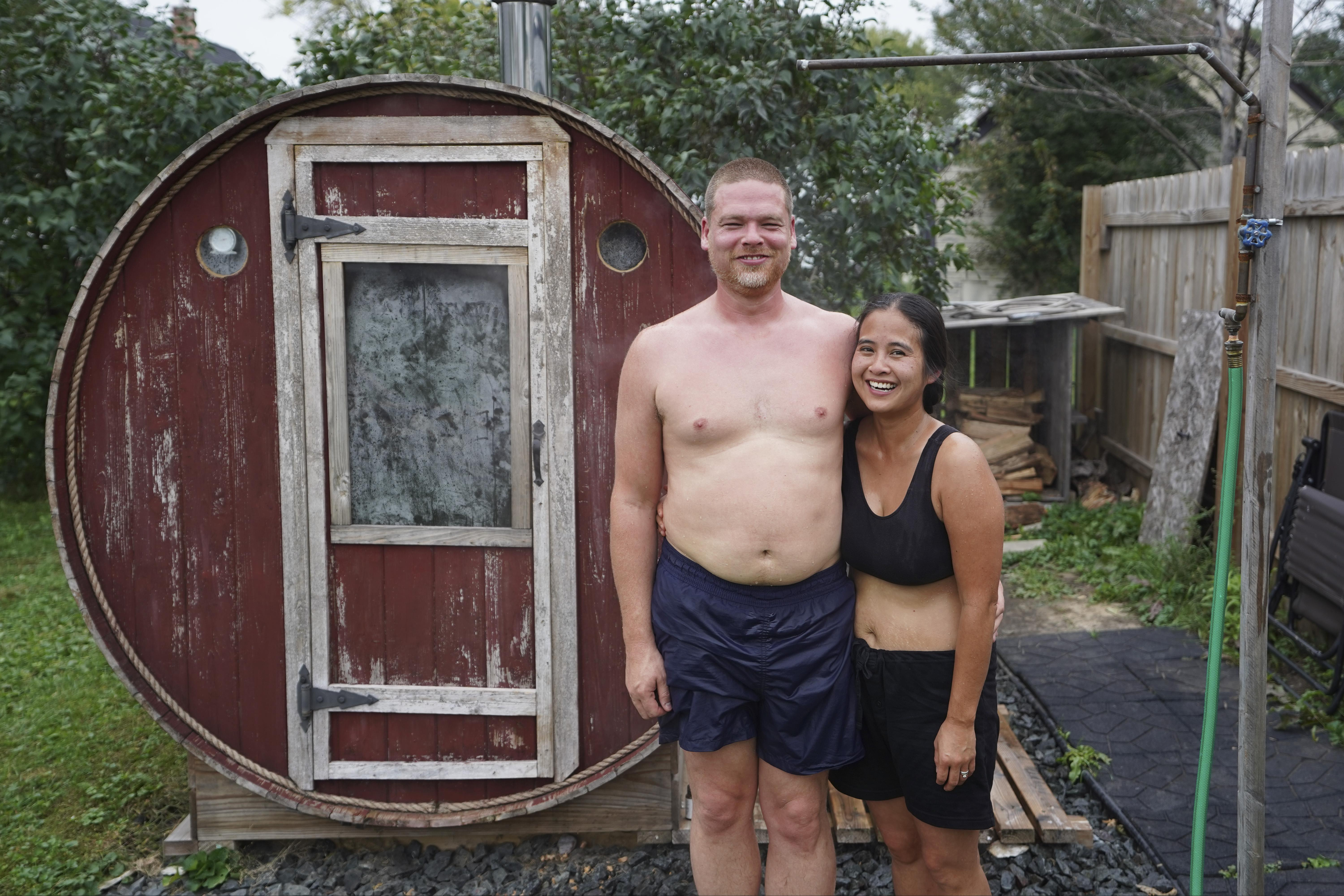 Sauna Evangelists Say Steamy Finnish Tradition Saved Their -5134