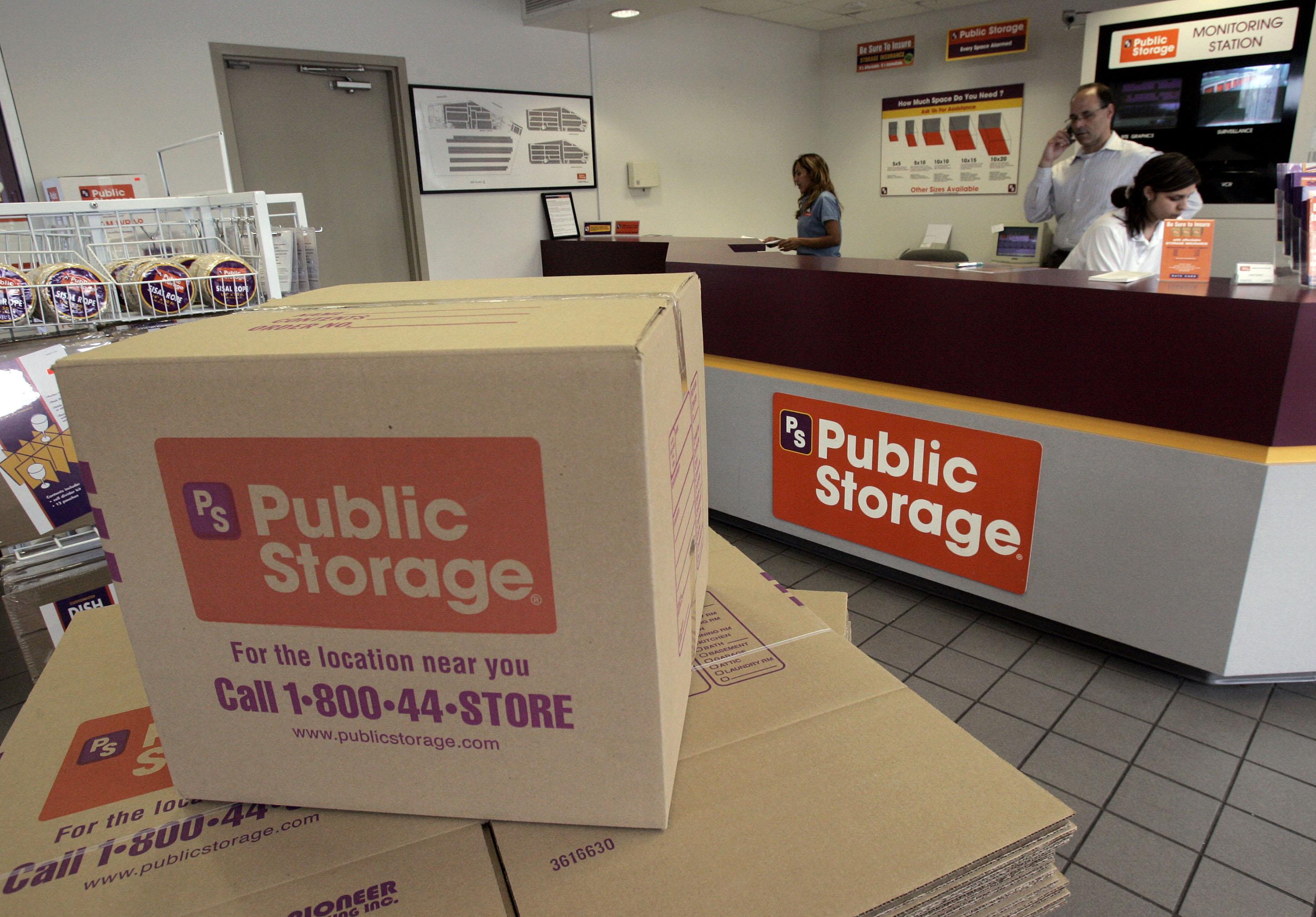 motley fool  profitable storage