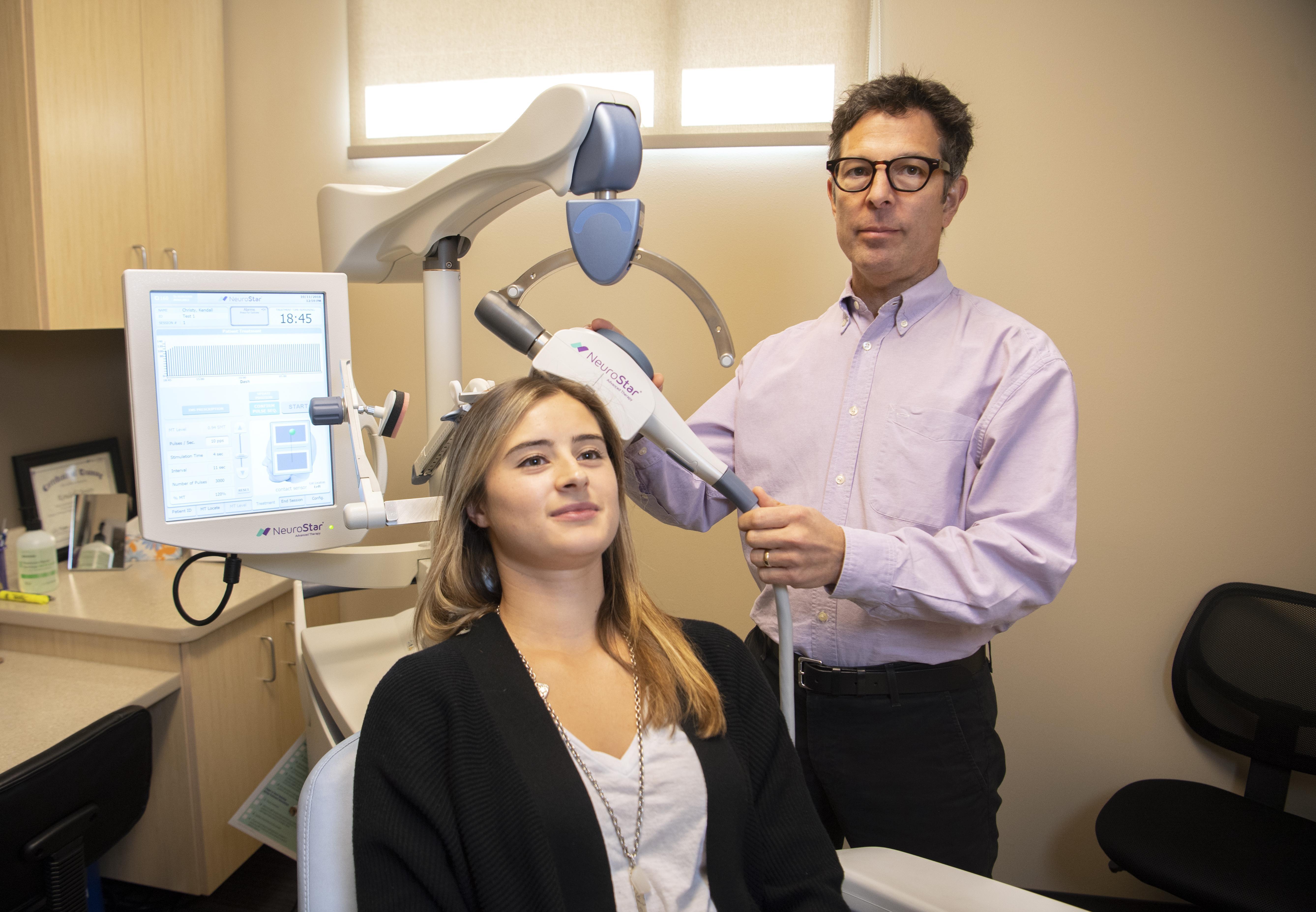 Subtle stimulation: Spokane neurologist offering transcranial
