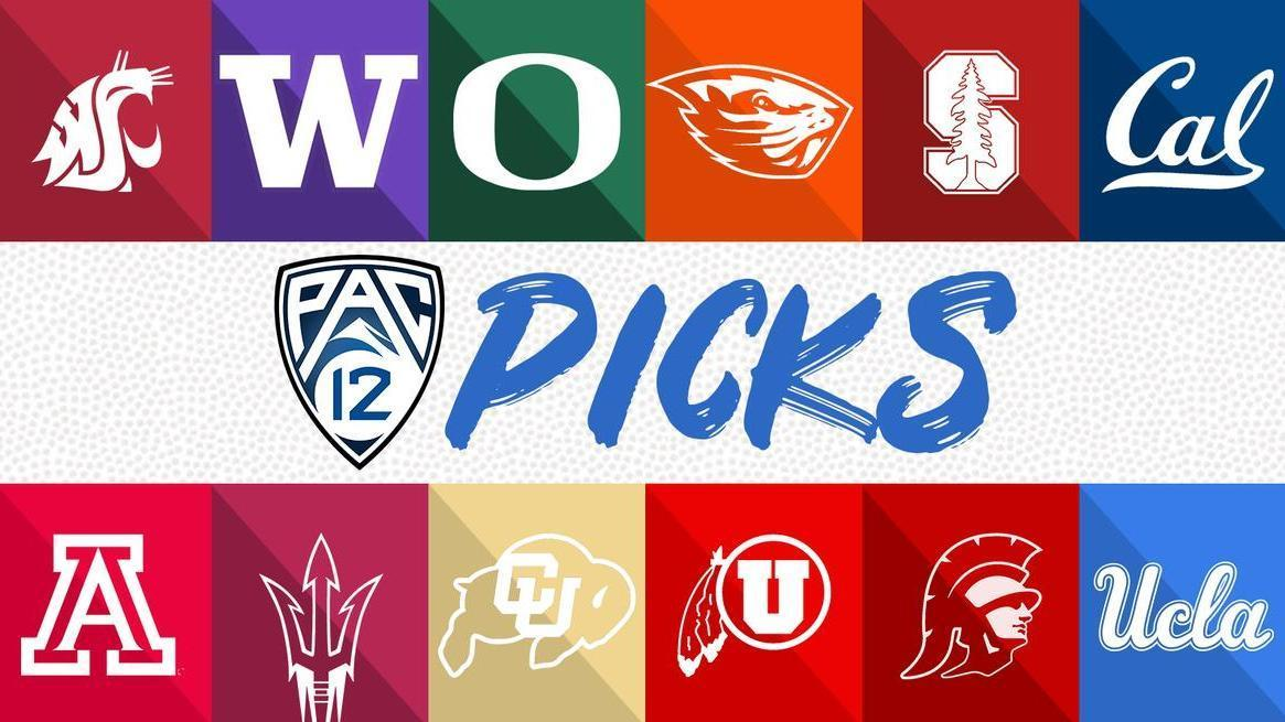 Pac 12 Picks Washington State Oregon Will Hog The Attention This