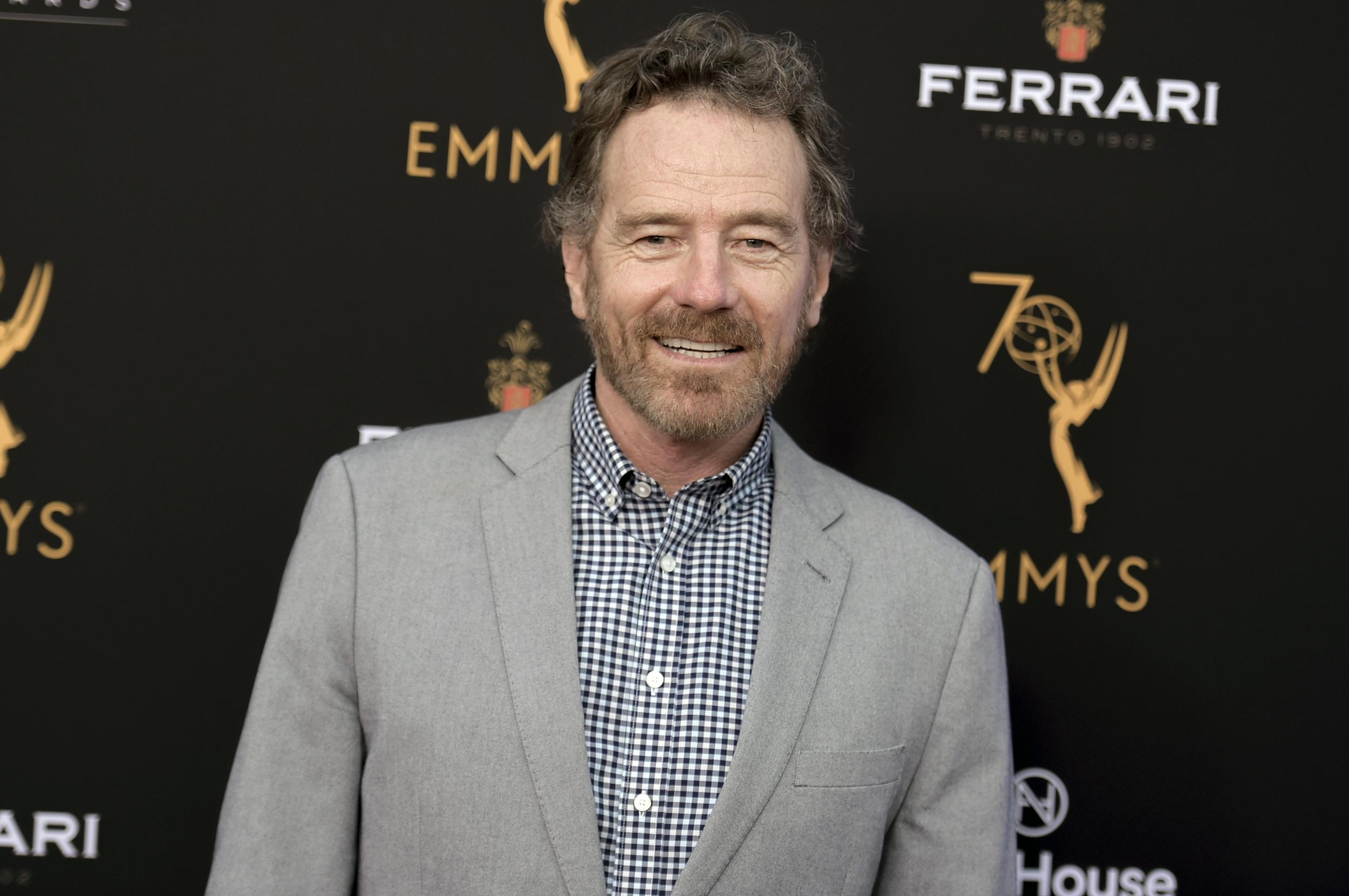 Actor Bryan Cranston Attends The 2018 Performer R Group Celebration At Neuehouse Hollywood On Monday