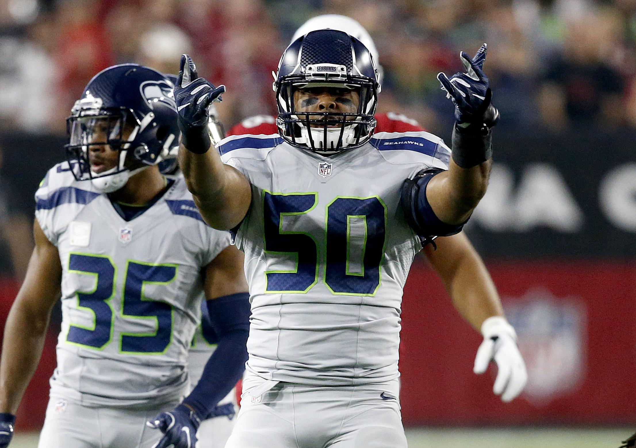 K.J. Wright thrilled to rejoin Seahawks after setback in rehab  971da1257