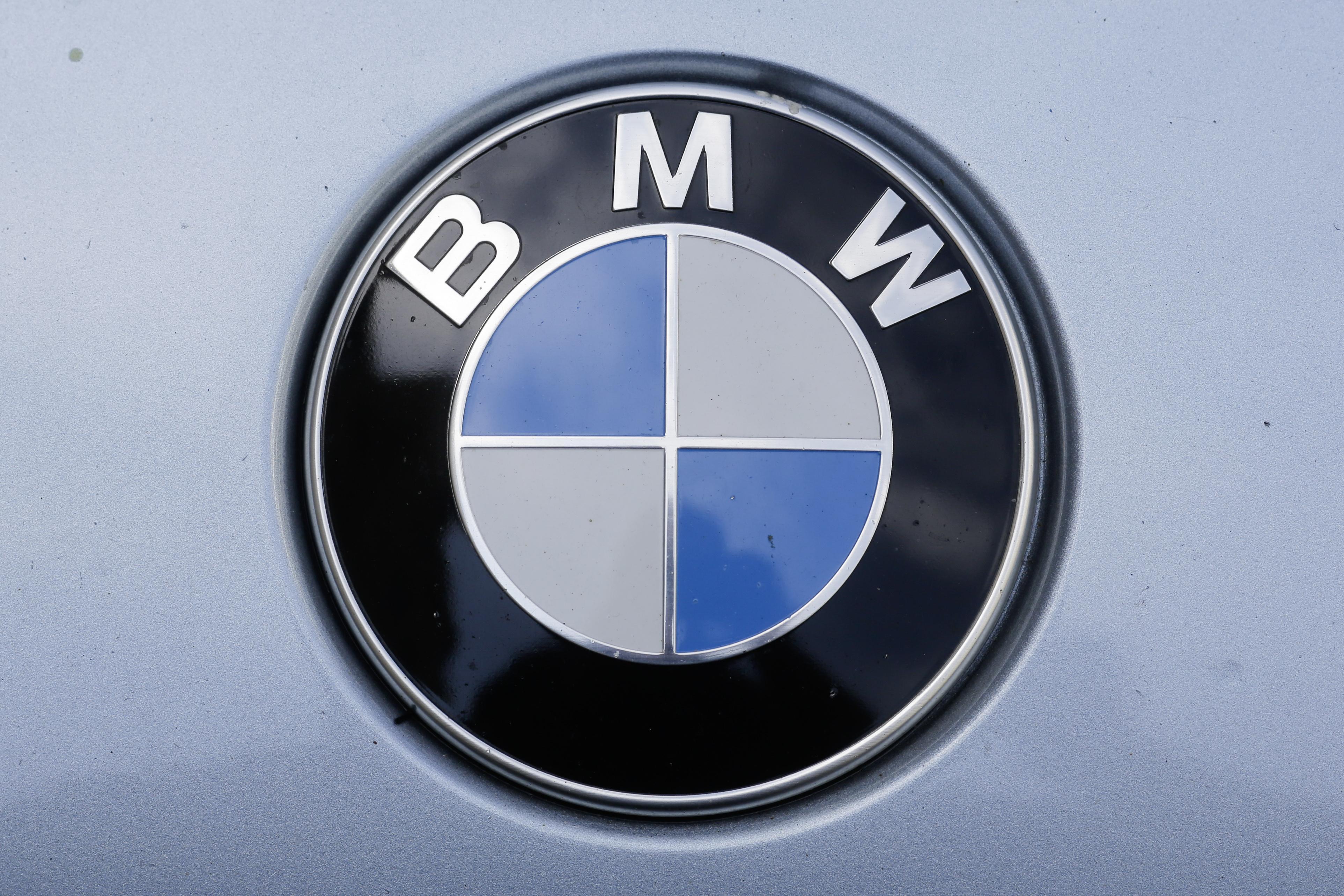 1 2017 Photo The Brand Logo Of German Car Maker Bmw