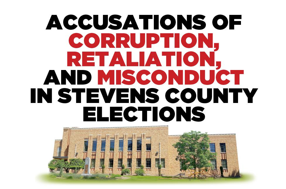 Stevens County elections rife with questions about taxpayer