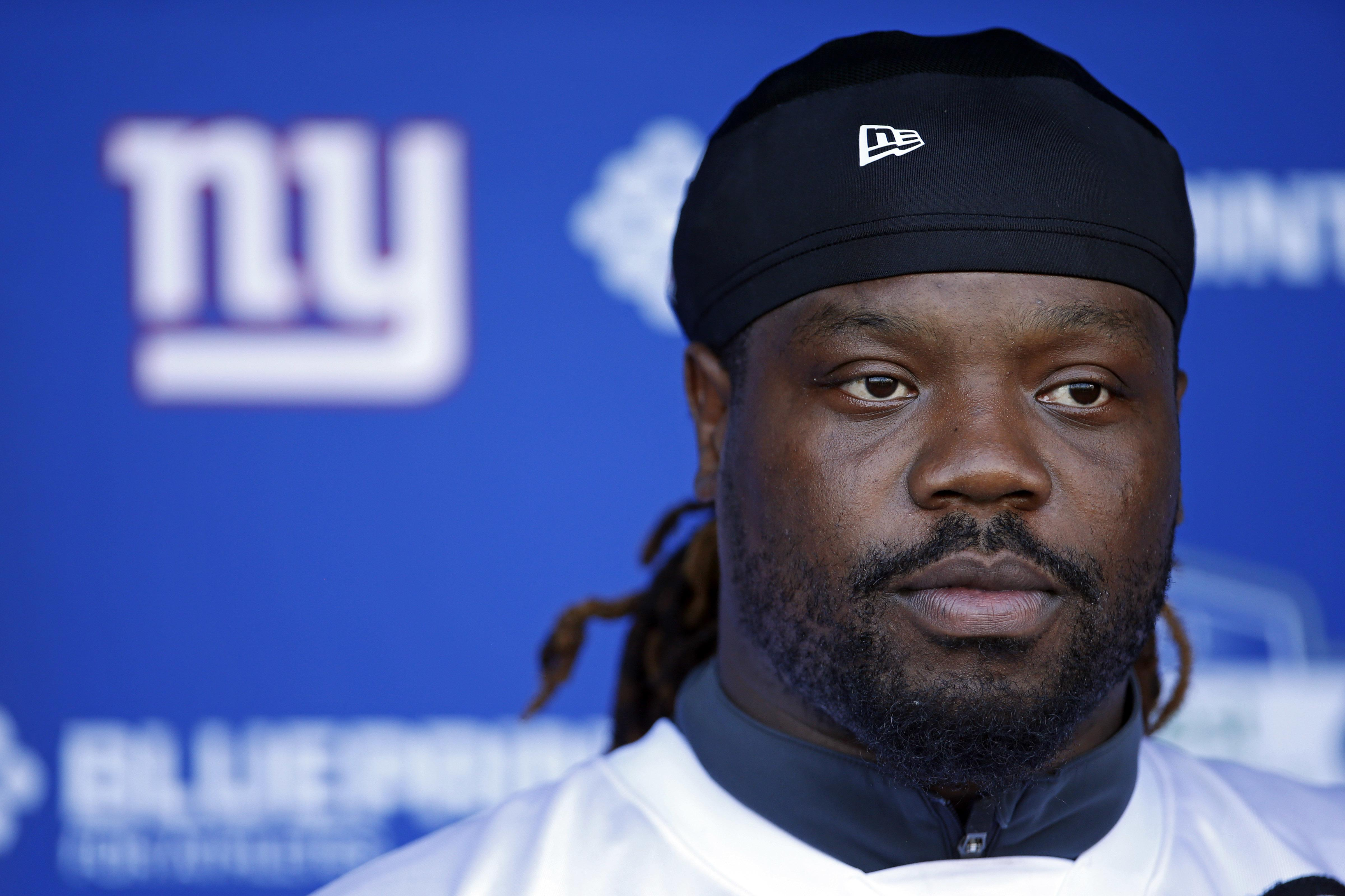 Lions acquire defensive tackle Damon Harrison from Giants  715822a71