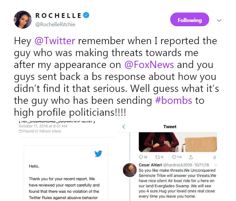 Former KREM reporter, Democratic strategist says she warned Twitter