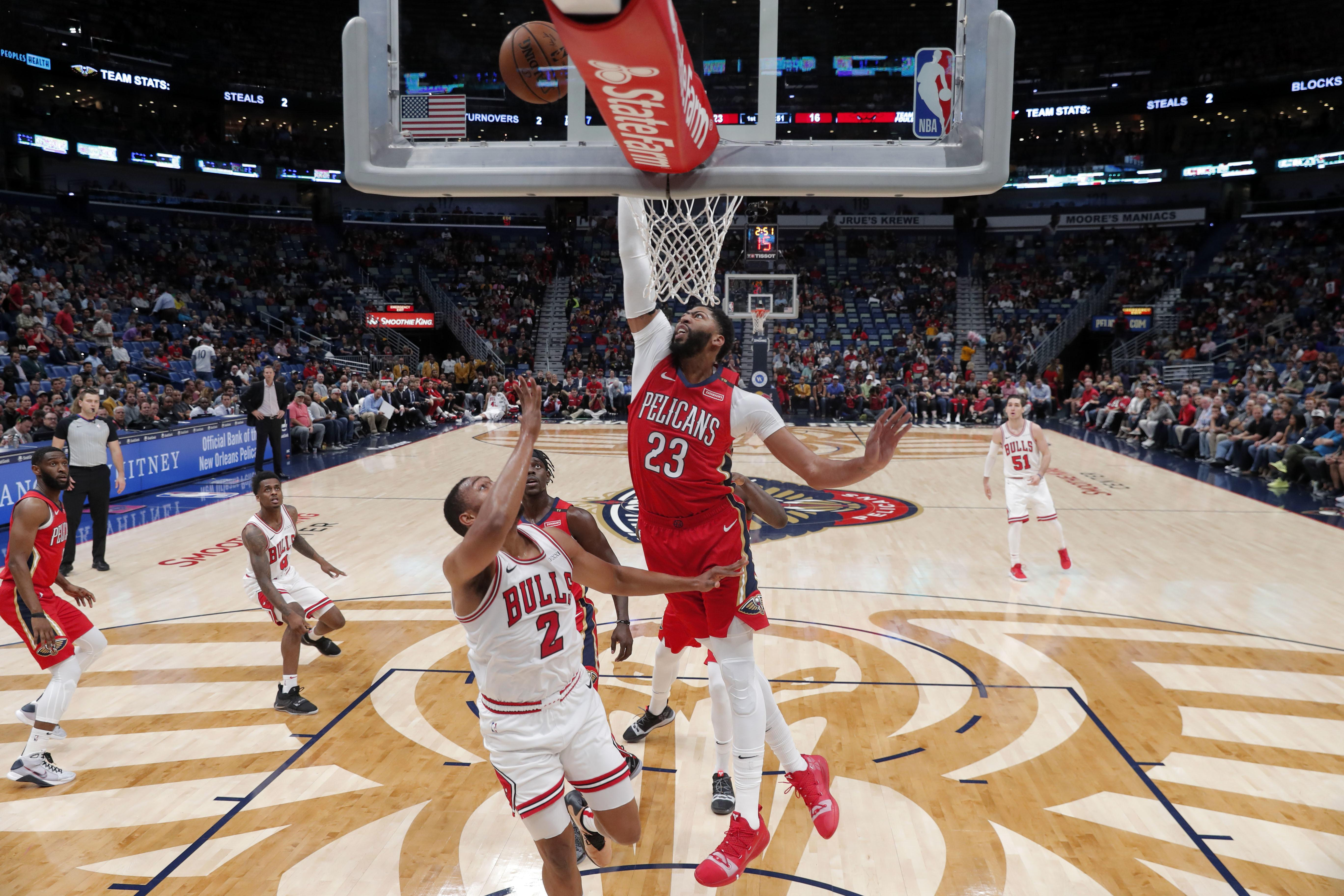 NBA roundup: Anthony Davis has 32 points, 15 rebounds ... Jabari Parker Shooting Form