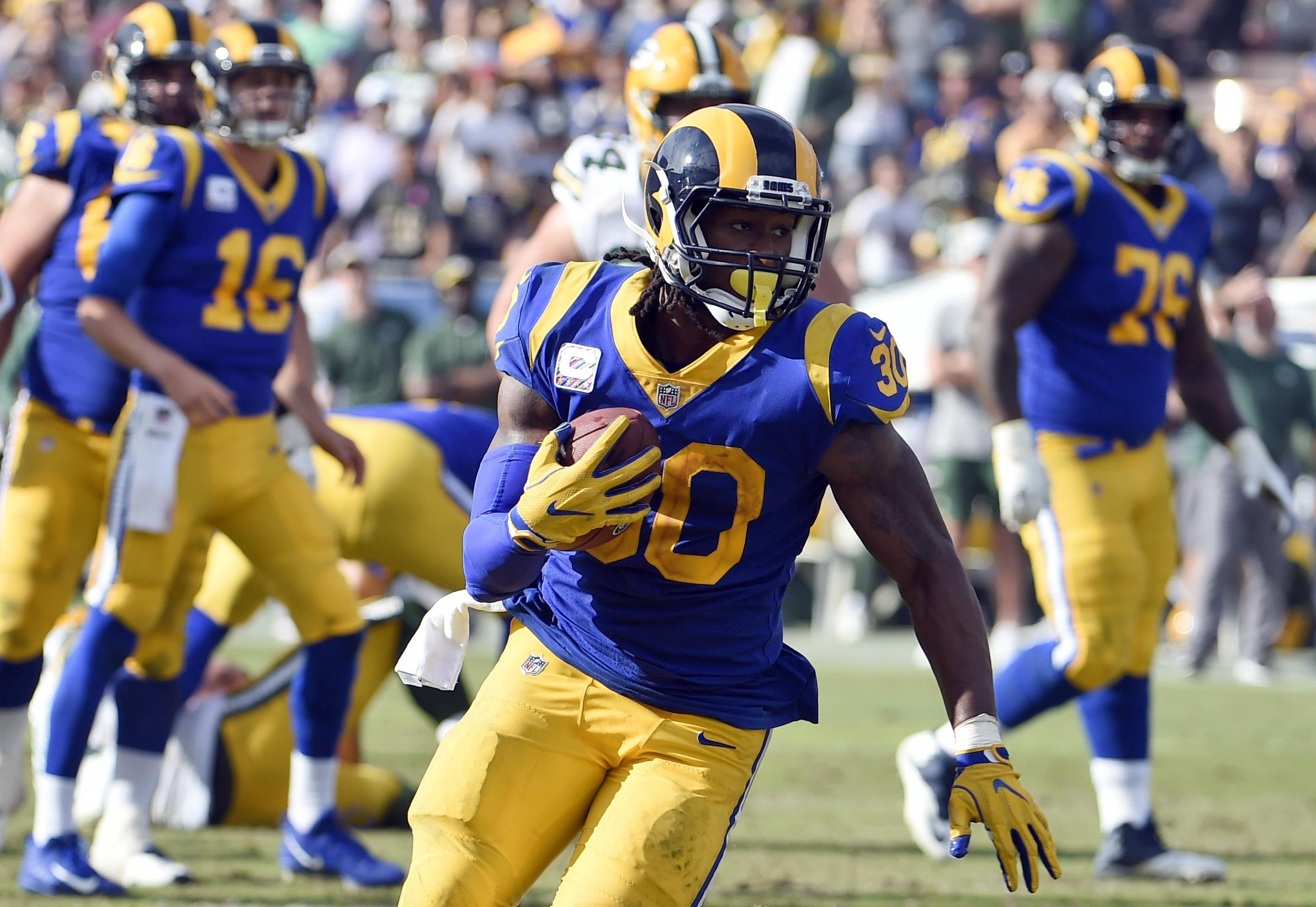NFL s running renaissance highlighted by Todd Gurley s MVP look ... 877197be9