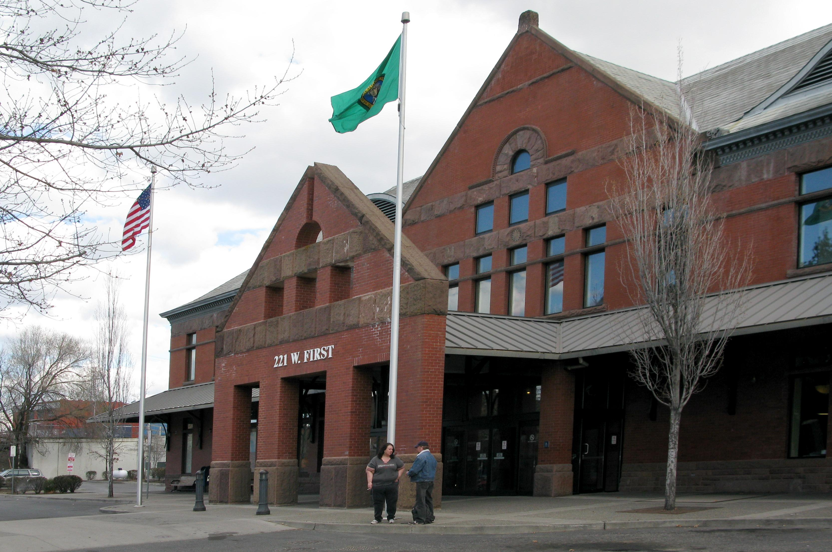 Immigration officials continue to operate at Spokane