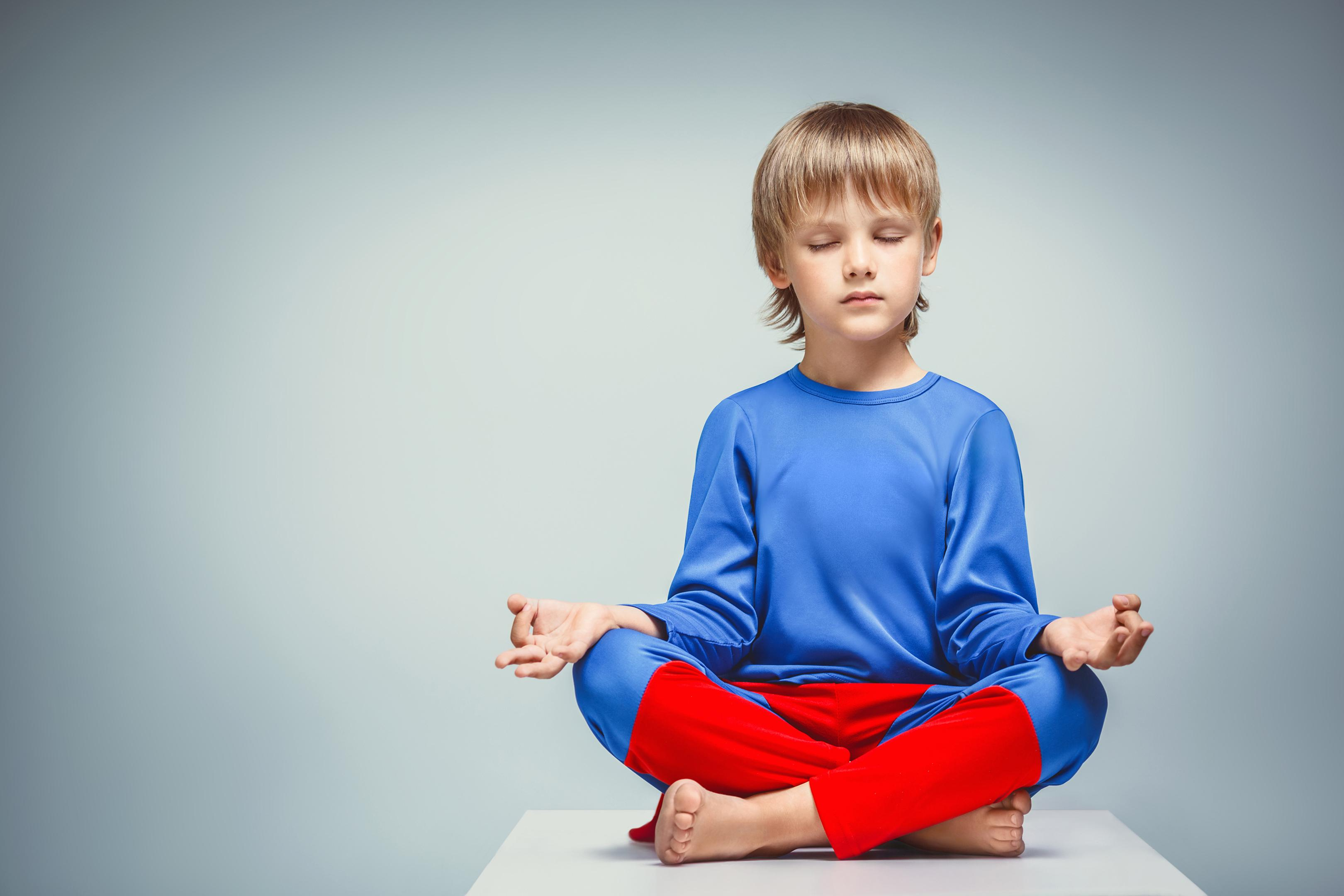 Can meditation help kids with autism better cope with