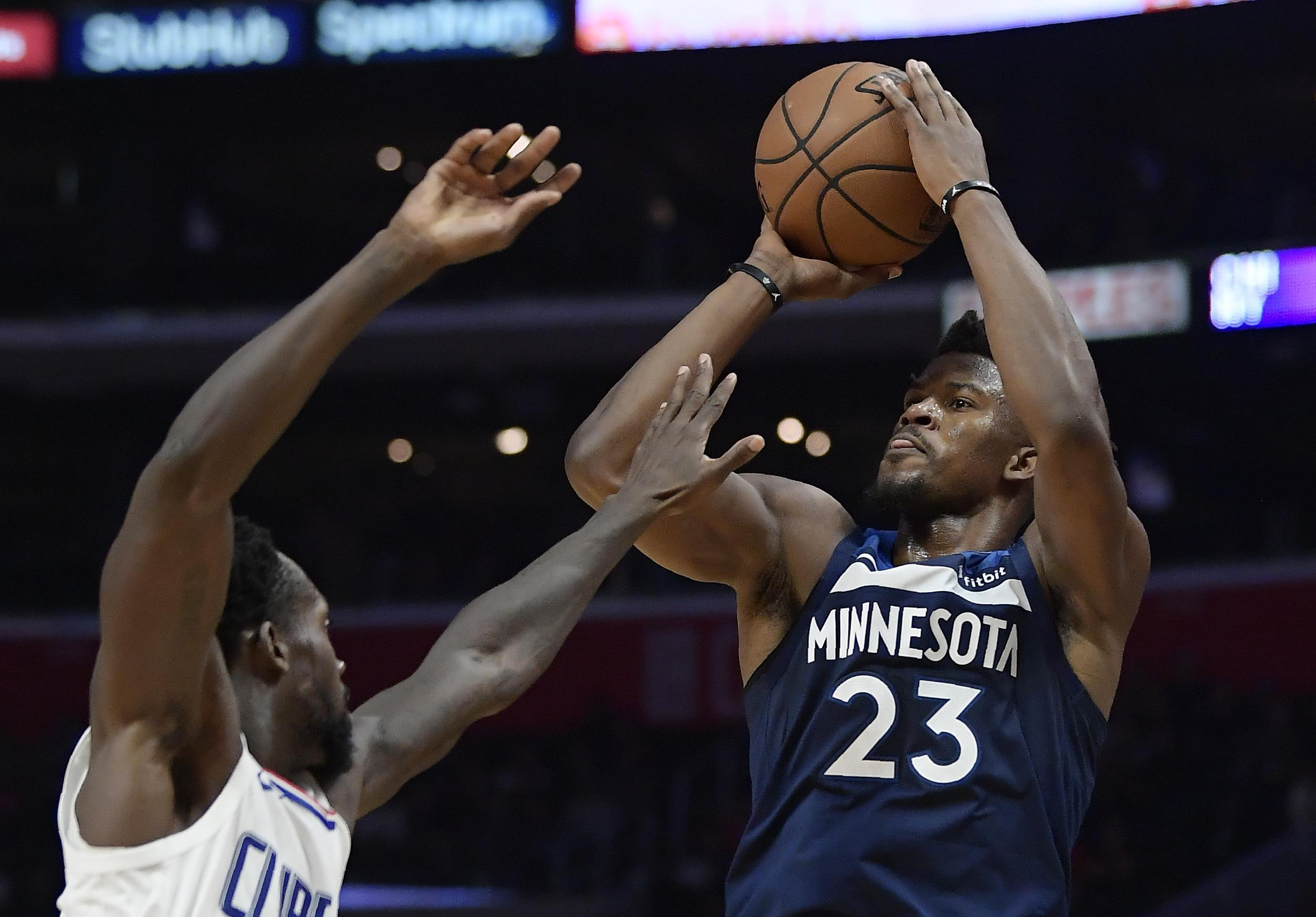 ef6d6ab84b2 AP Source  Jimmy Butler going to 76ers from Minnesota