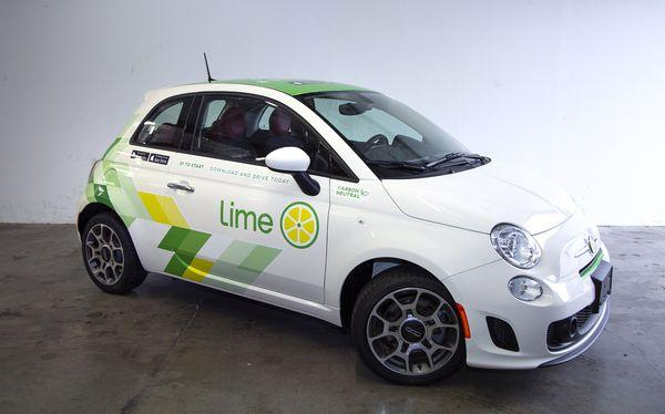 Lime wants to spread 1,500 shared cars around Seattle | The