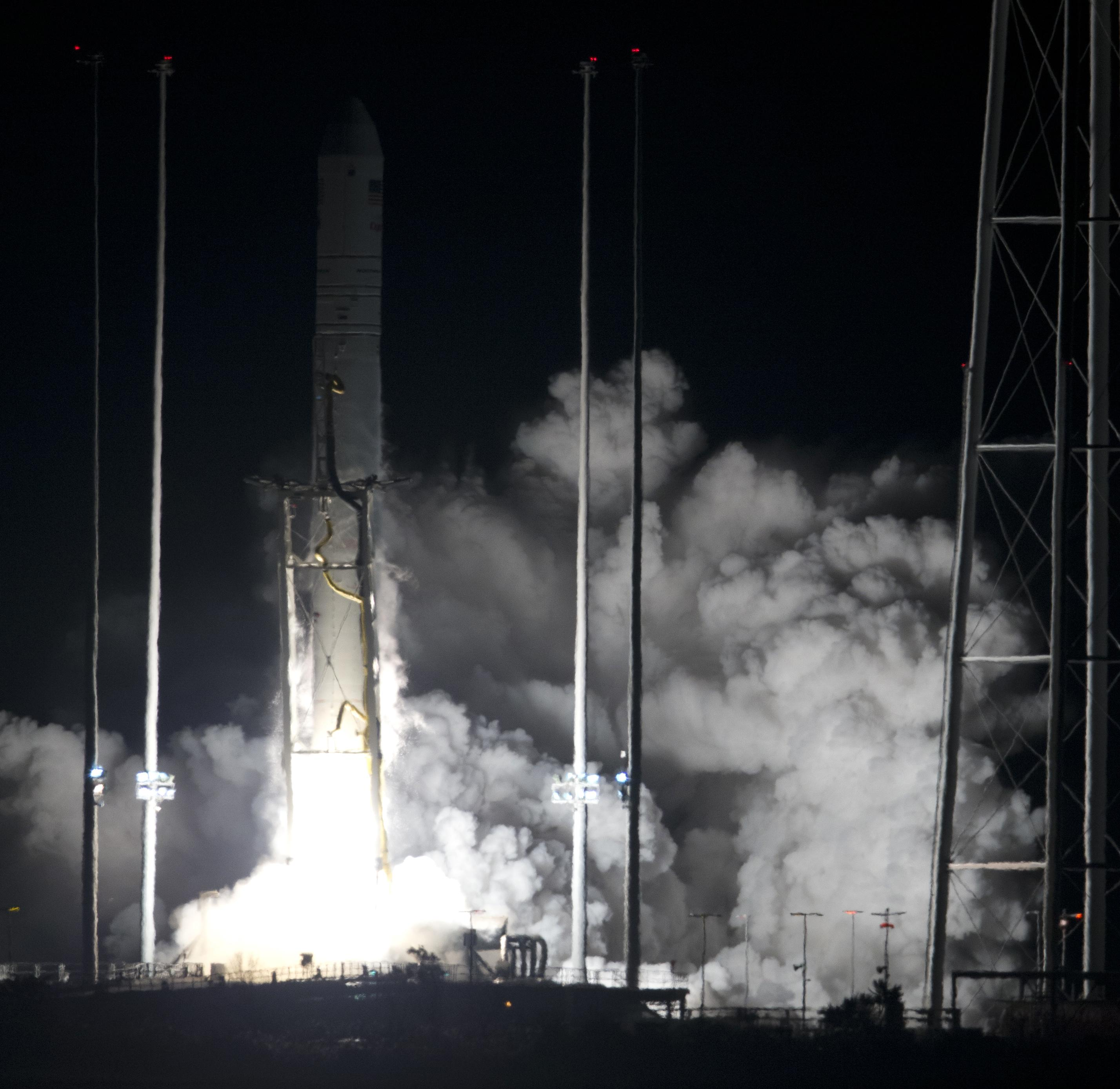 space station supplies launched 2nd shipment in 2 days the