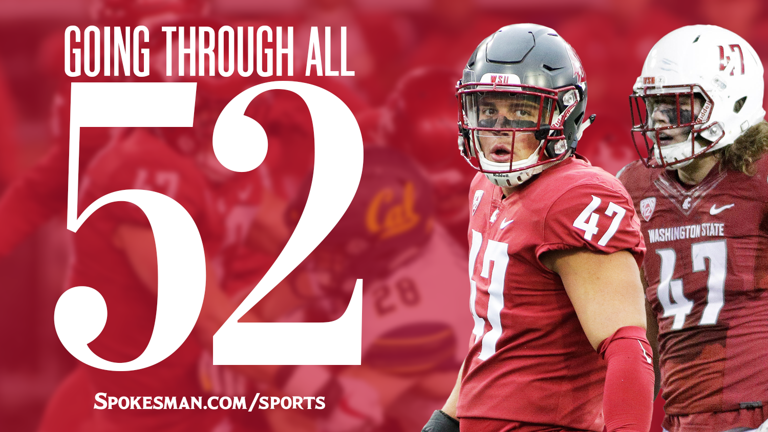 328f30fef All 52 games of Peyton Pelluer s Washington State career