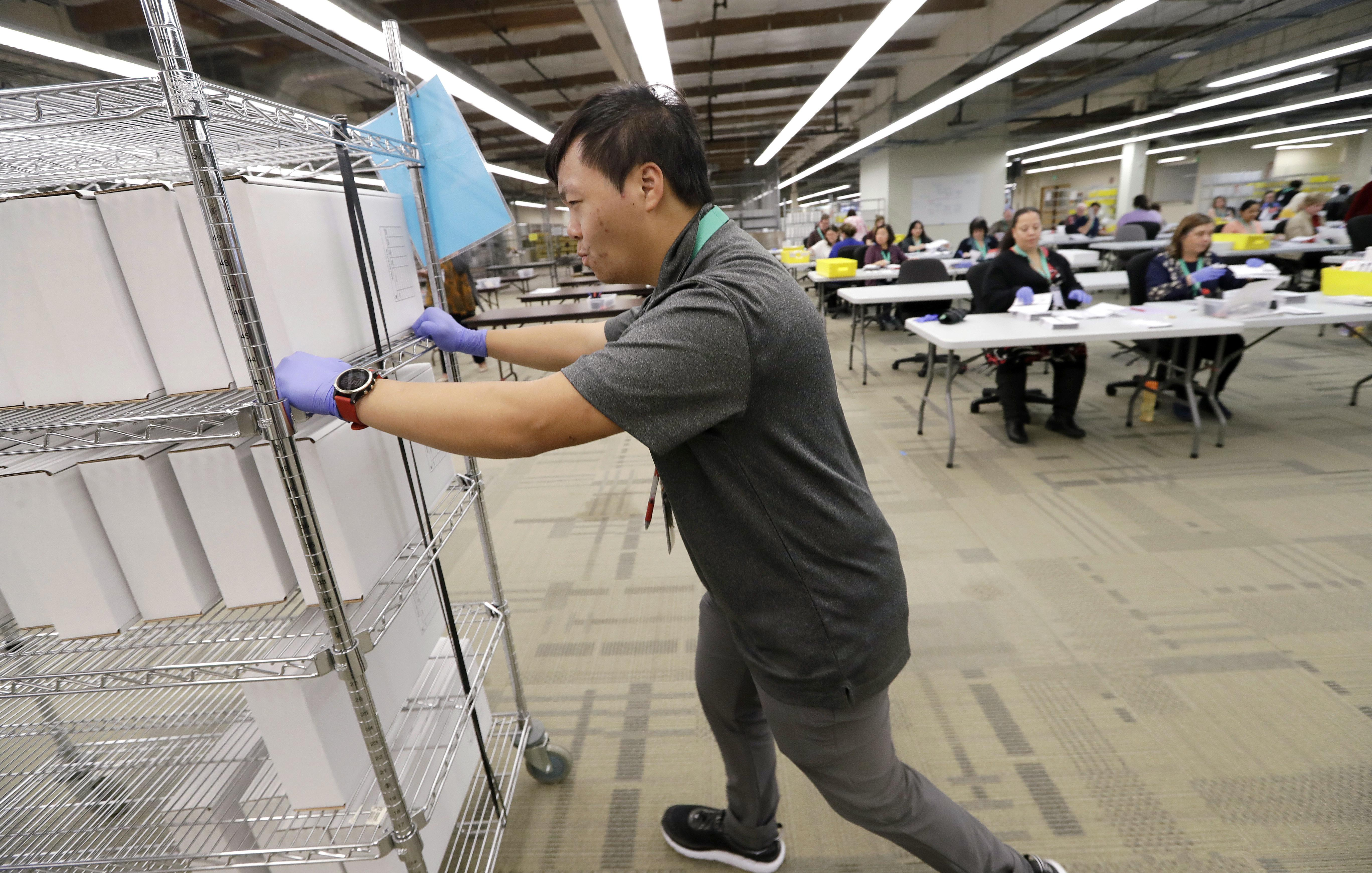 Washington saw most ballots ever cast in midterm election ...