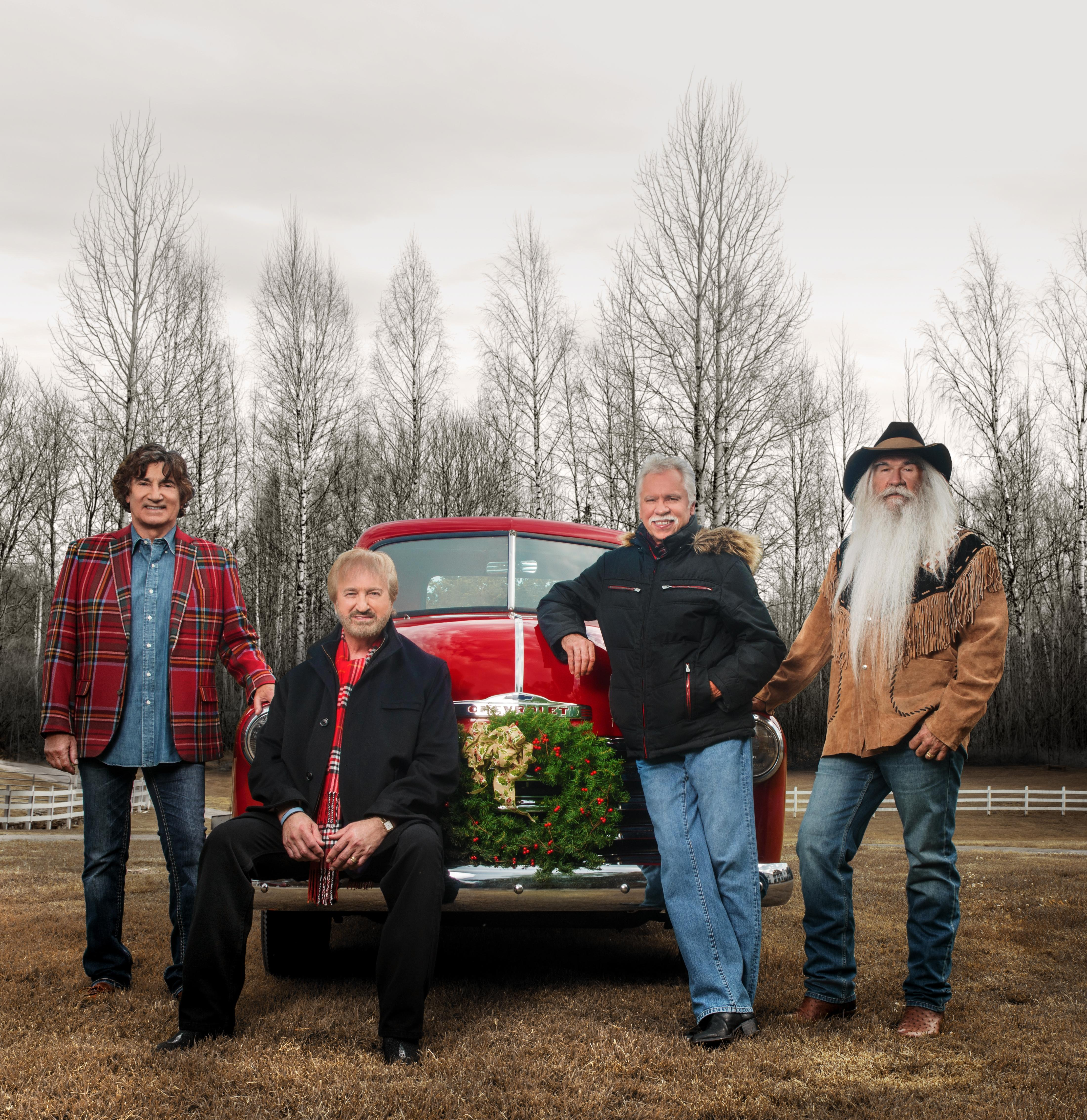 Holiday tradition: Oak Ridge Boys return to Spokane as part of the ...