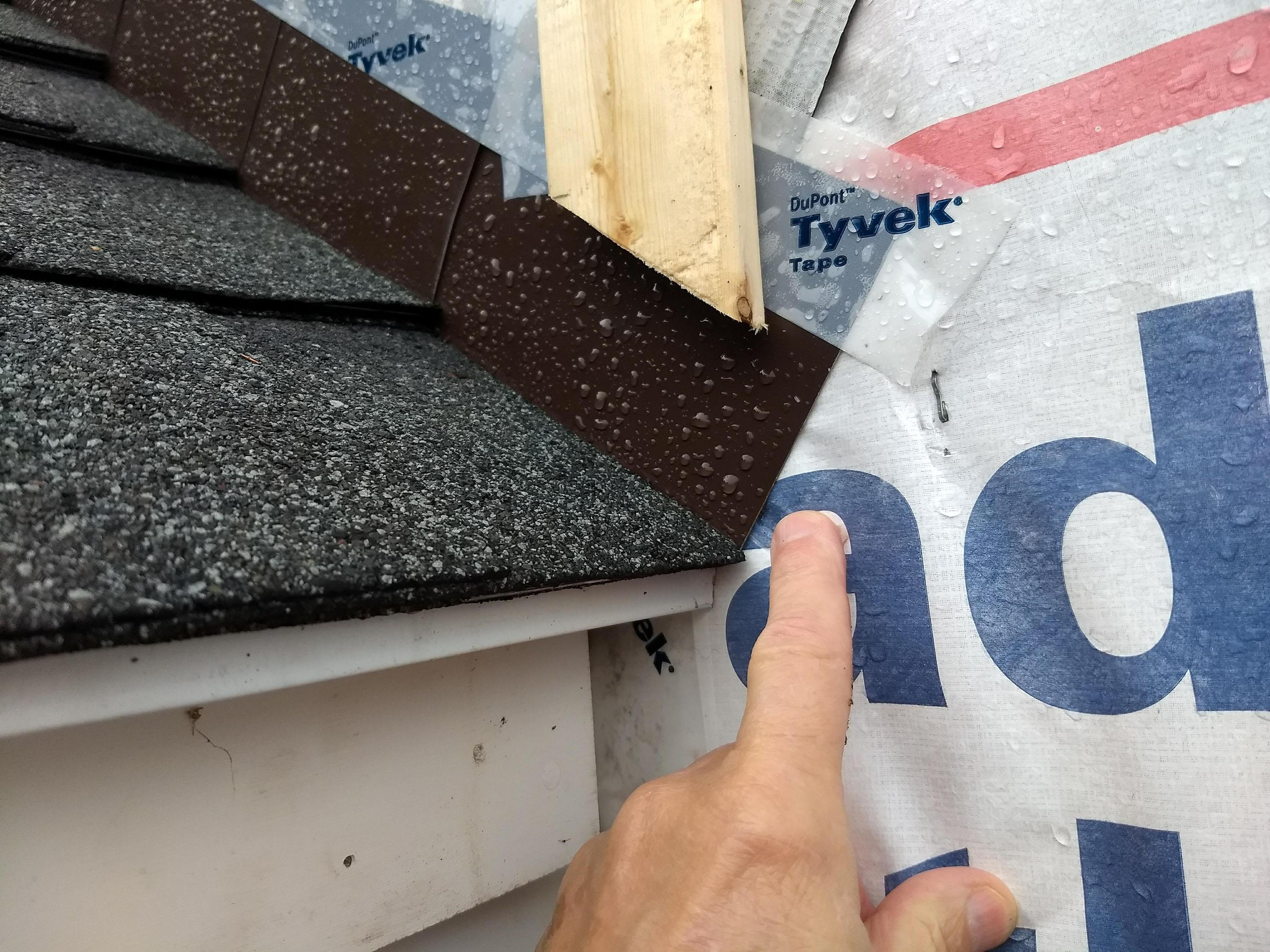 Ask The Builder Most Roof Leaks Are Caused By Failing