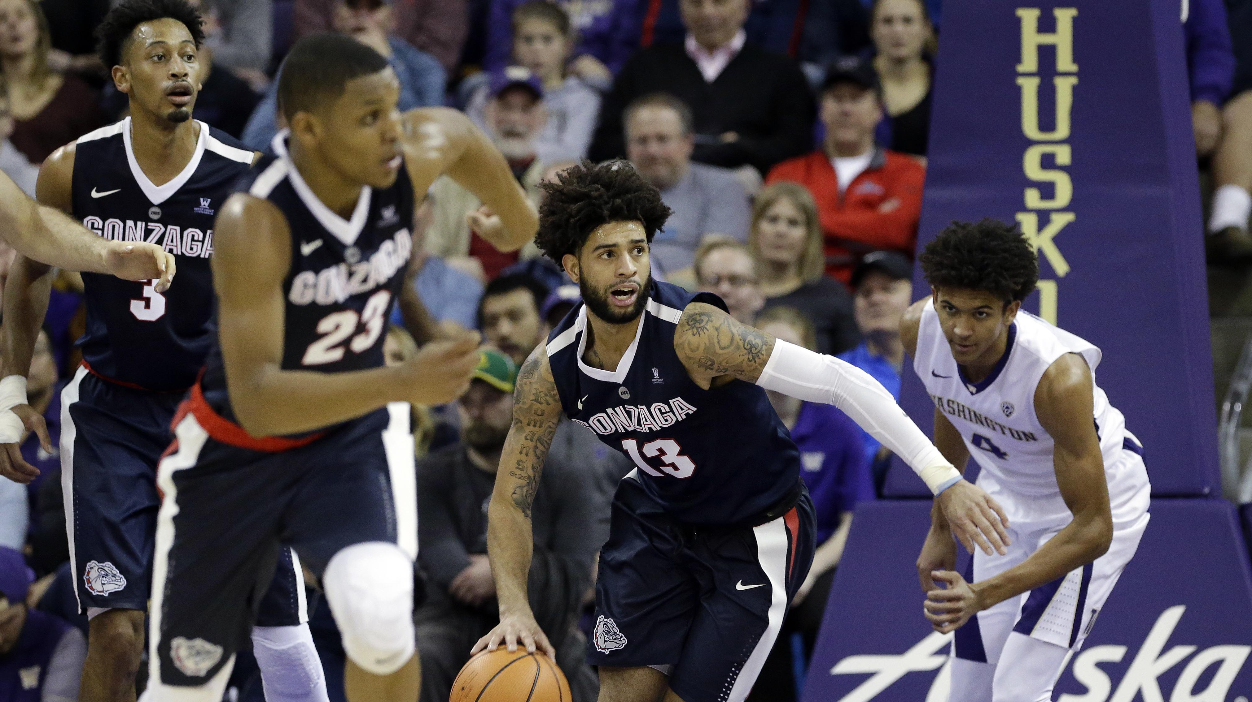 grip on sports  in a world that is constantly changing  gonzaga has been remarkably consistent