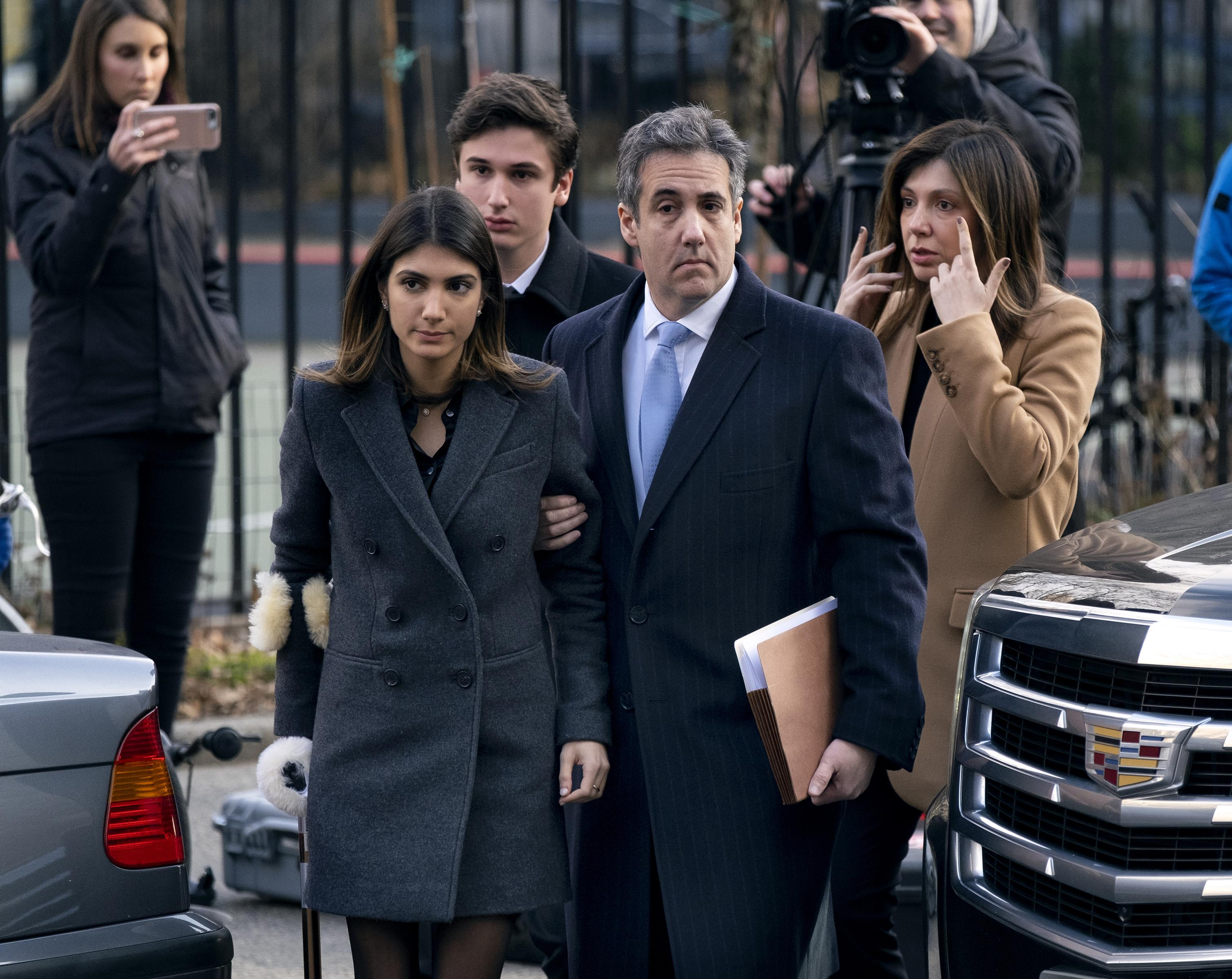 Dirty deeds': Ex-Trump lawyer Cohen gets 3 years in prison   The