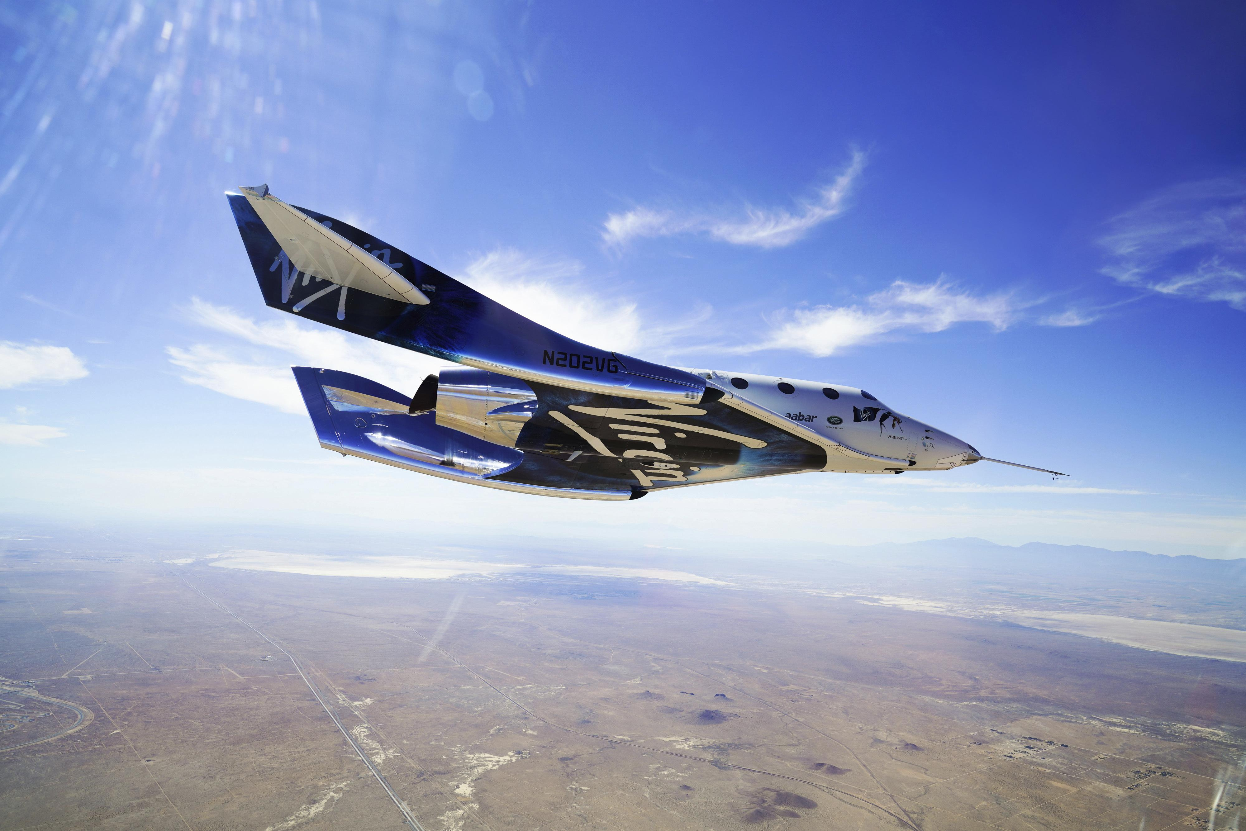 Virgin Galactic aims to reach space soon with tourism rocket | The
