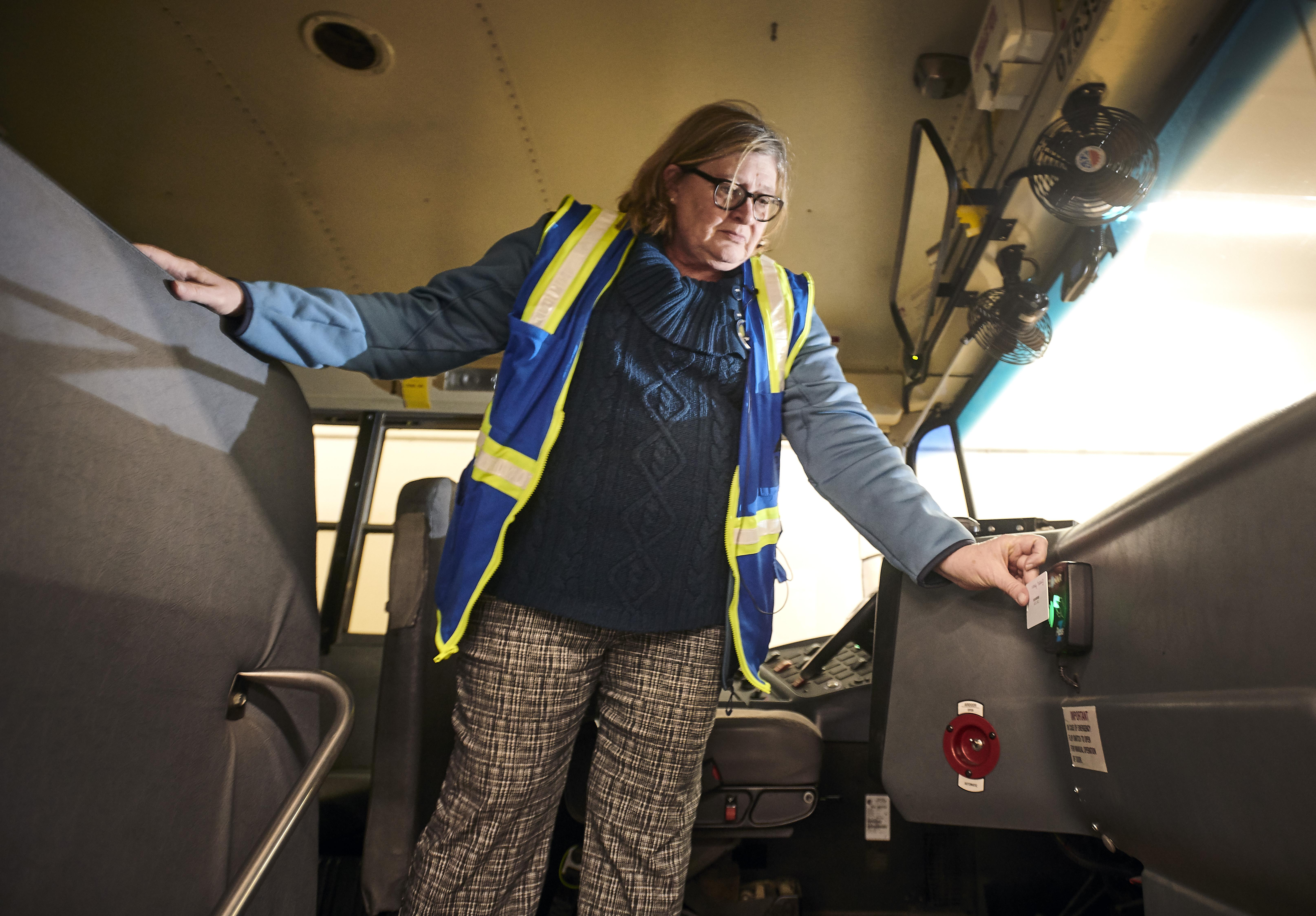 Spokane parents can now track their kids on school bus | The