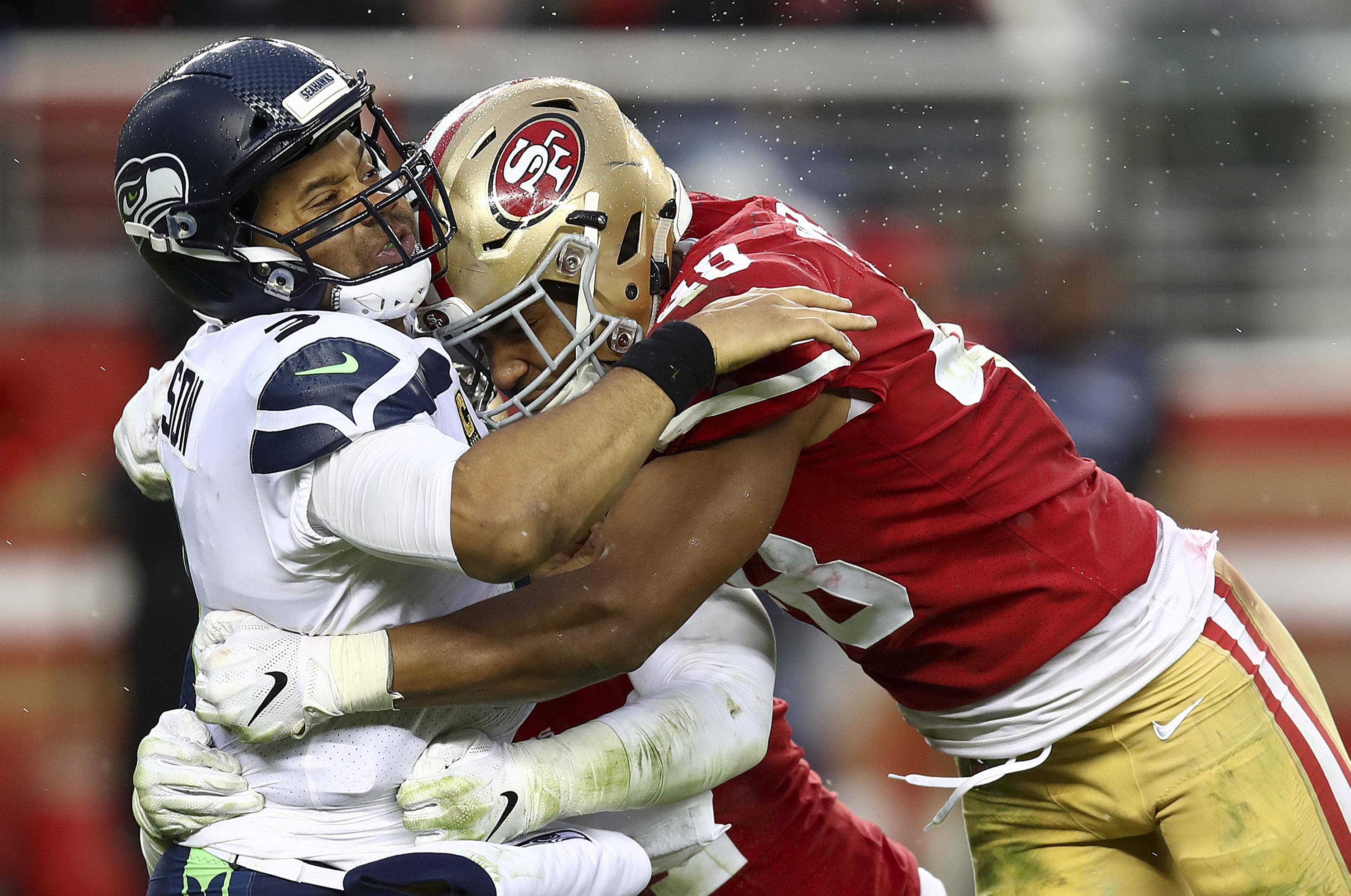 Seahawks Playoff Hopes On Hold After Stunning Loss To 49ers