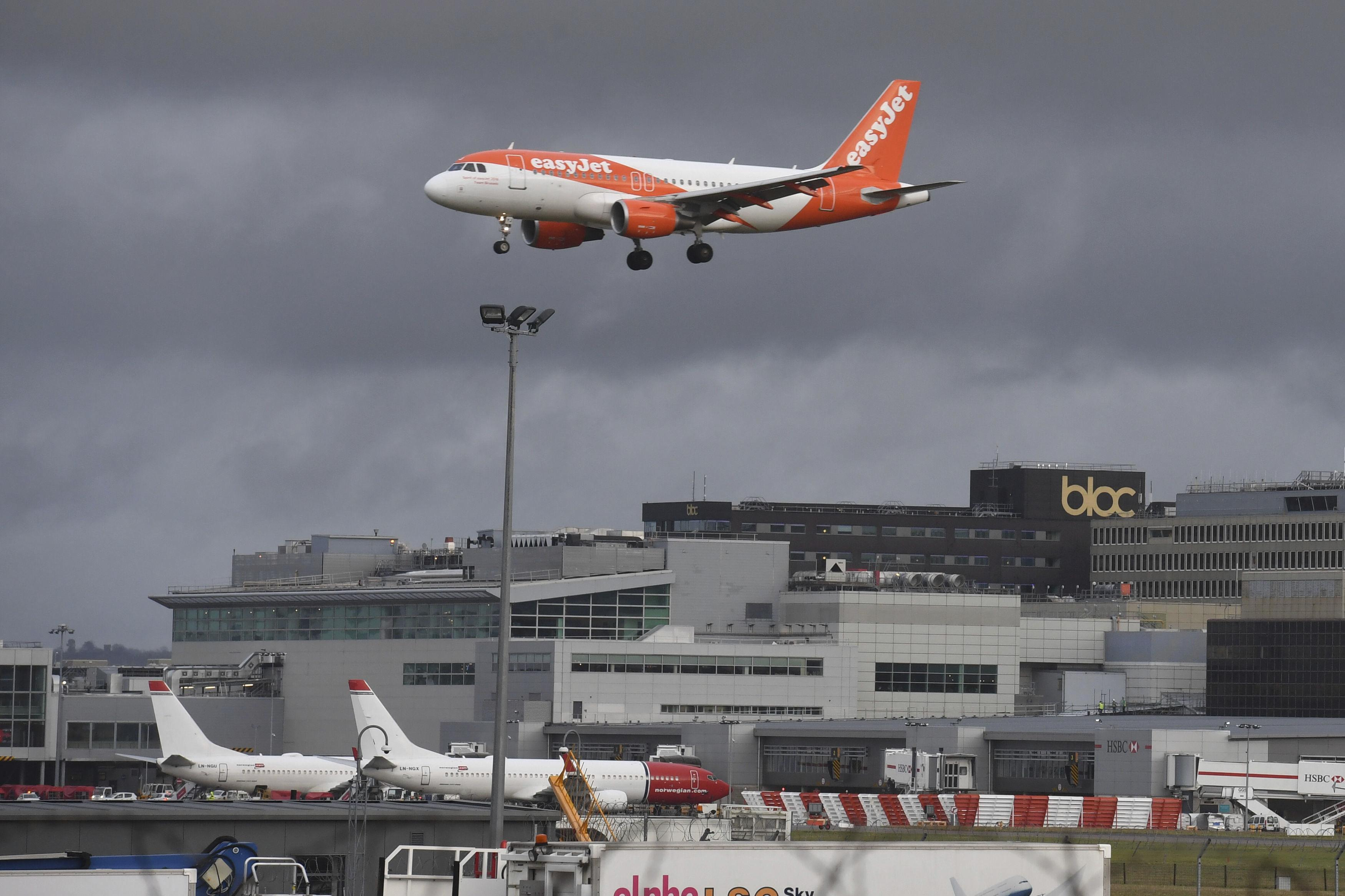 2 arrested for drone use in London Gatwick Airport case | The