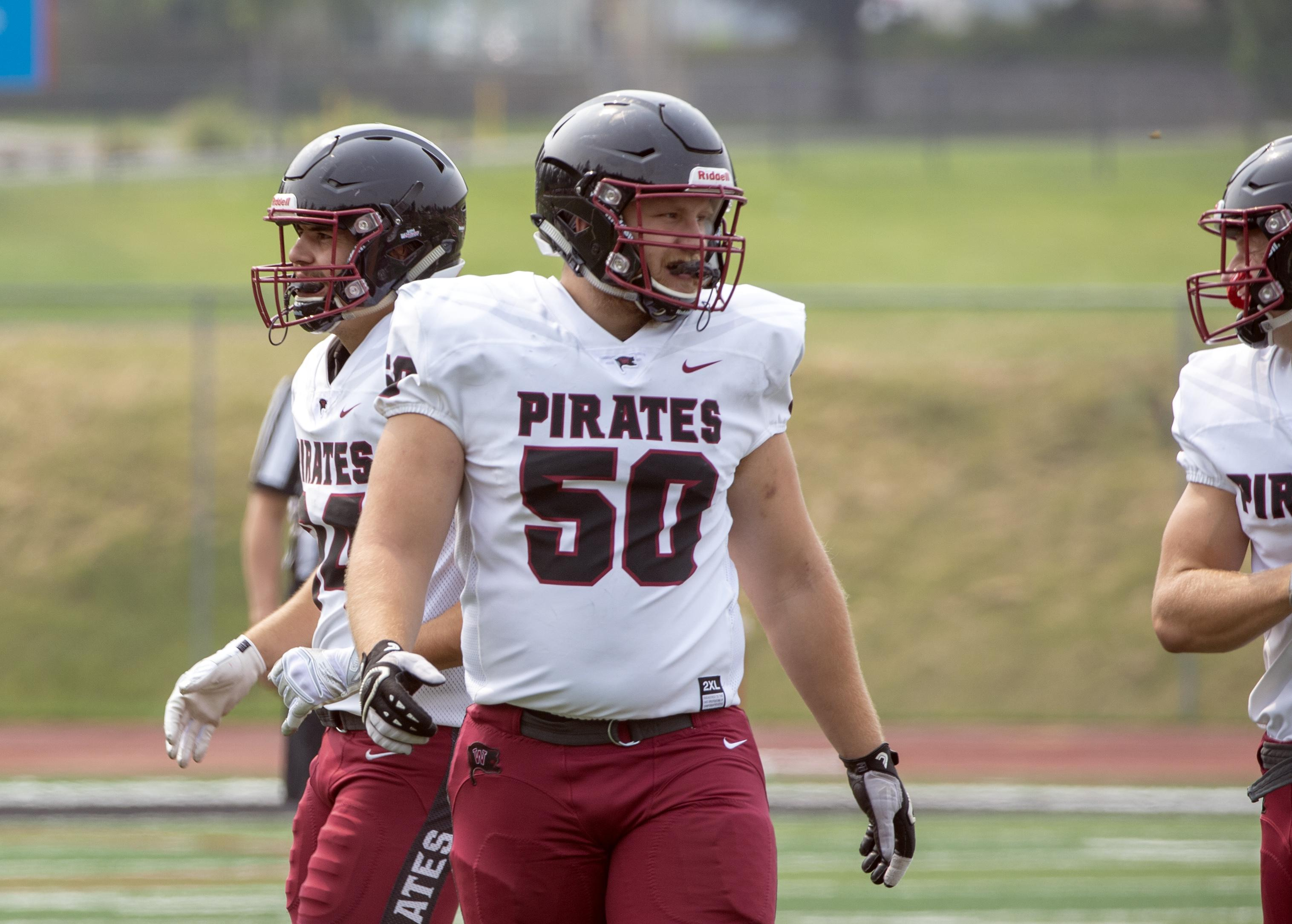 Locally: Whitworth's Tyler Adamson named Offensive MVP Honorable