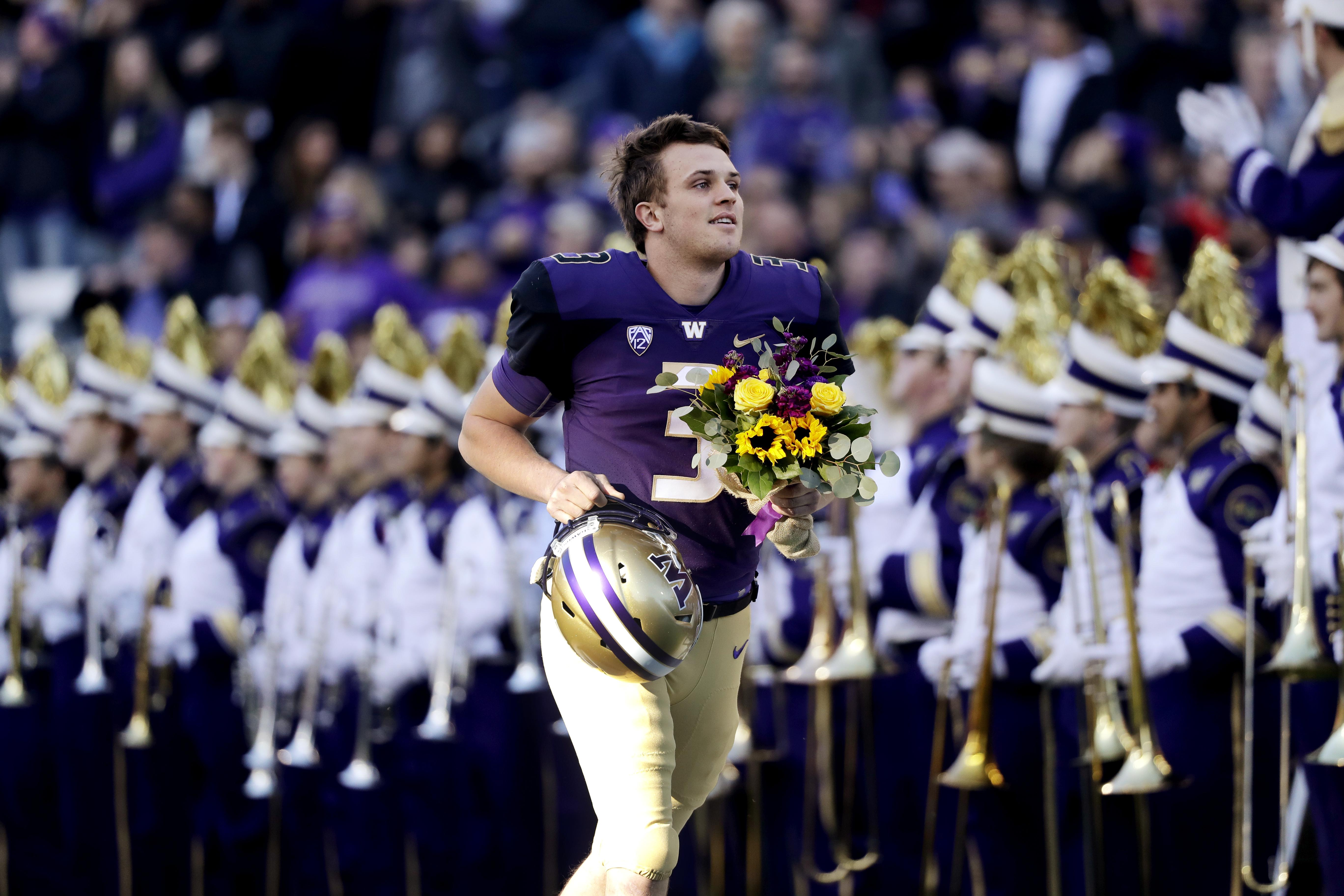 big sale 5d91d aa348 How will Jake Browning be remembered at Washington? It's ...