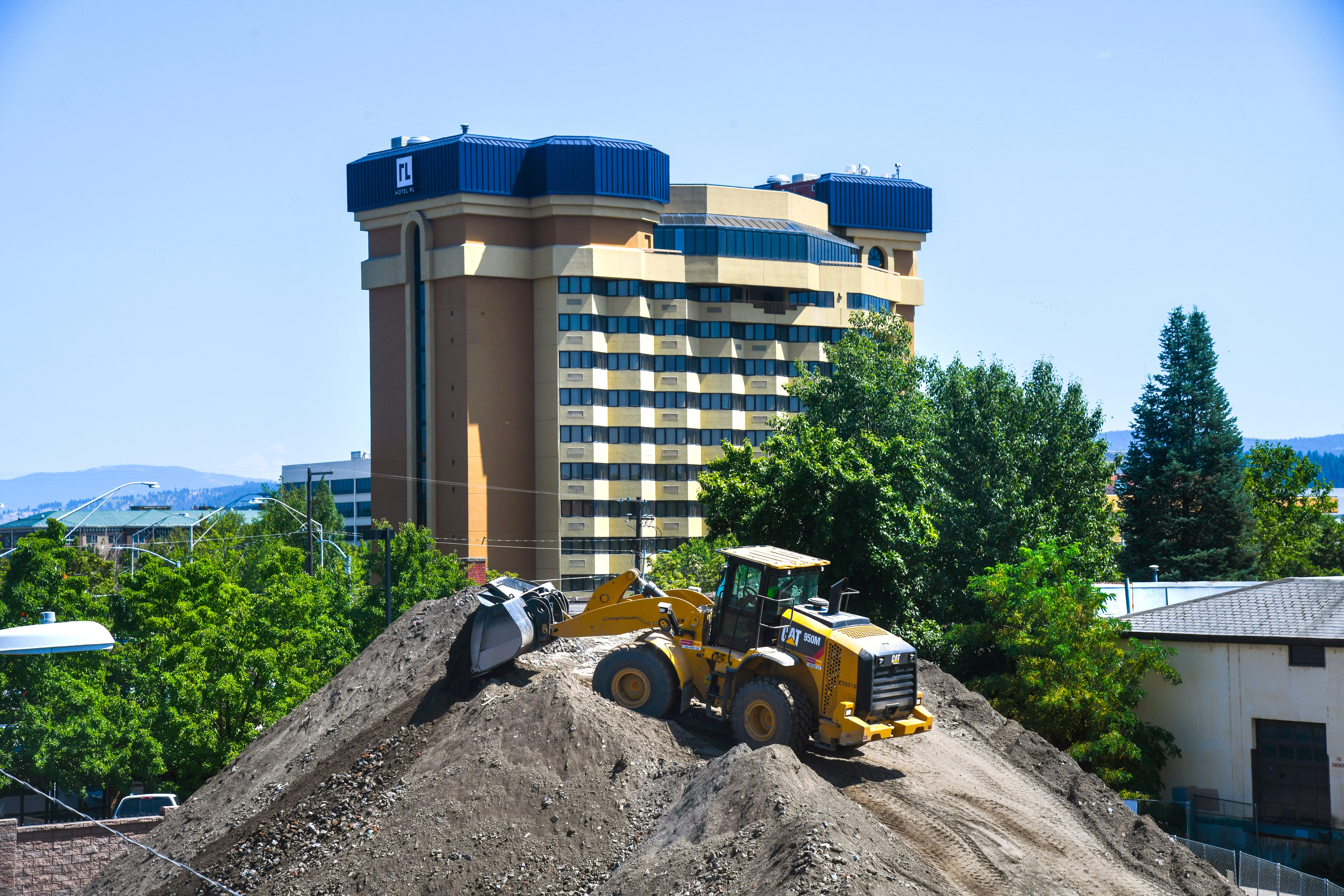 Hotels In Spokane Wa >> Additional 300 000 In Improvements Slated For Centennial