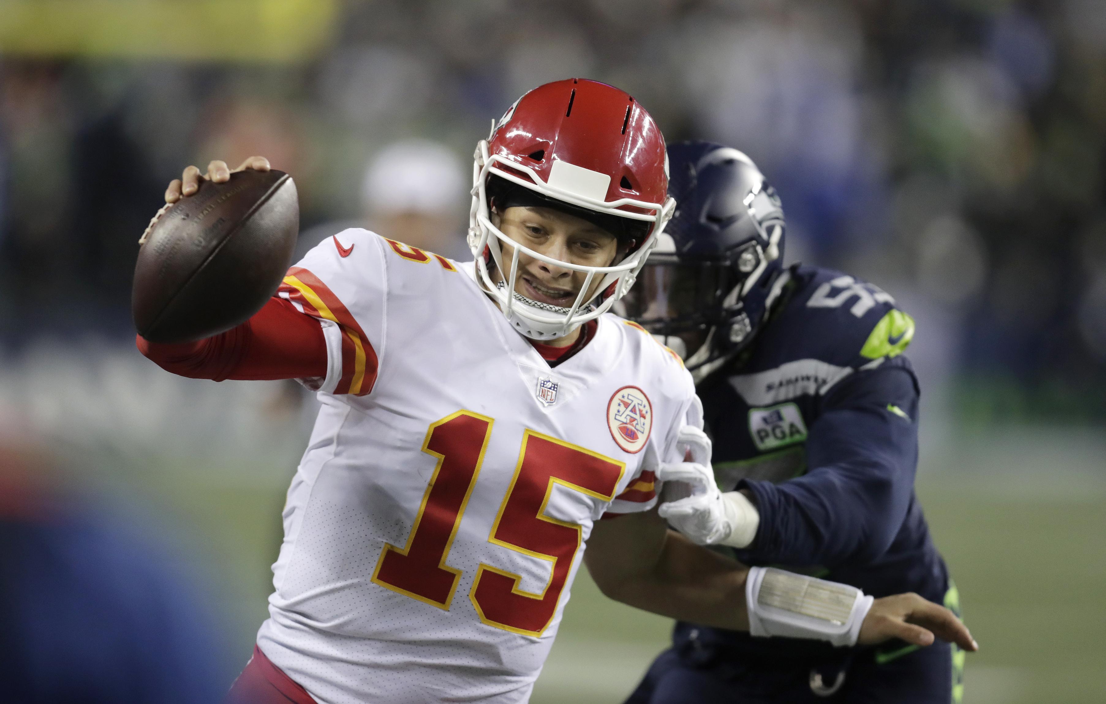 Chiefs news: QB Patrick Mahomes headlines NFL.com All