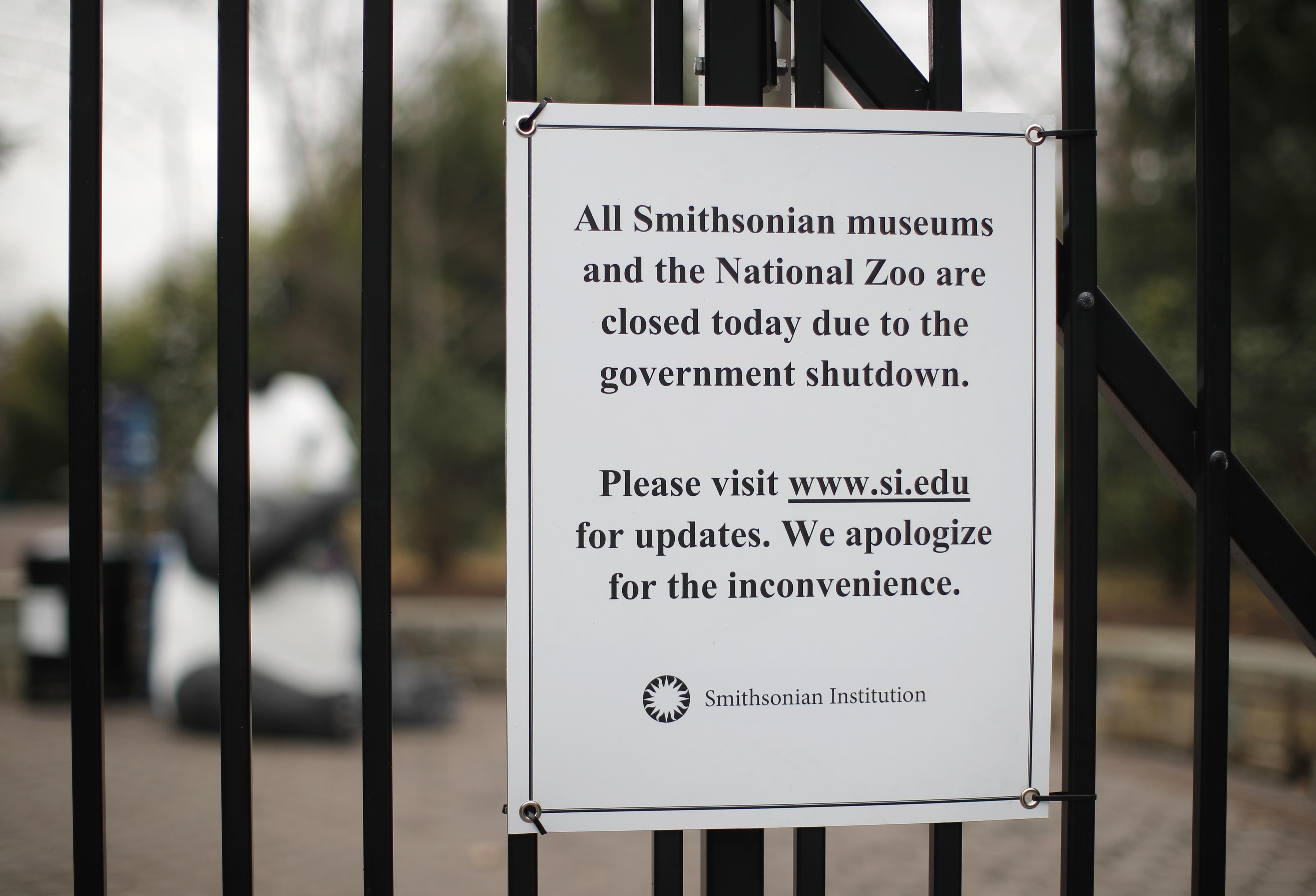 Whitworth students shut out of Smithsonian | The Spokesman