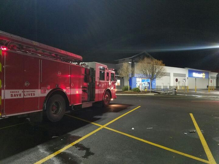 North Spokane Walmart evacuated after reports of suspicious