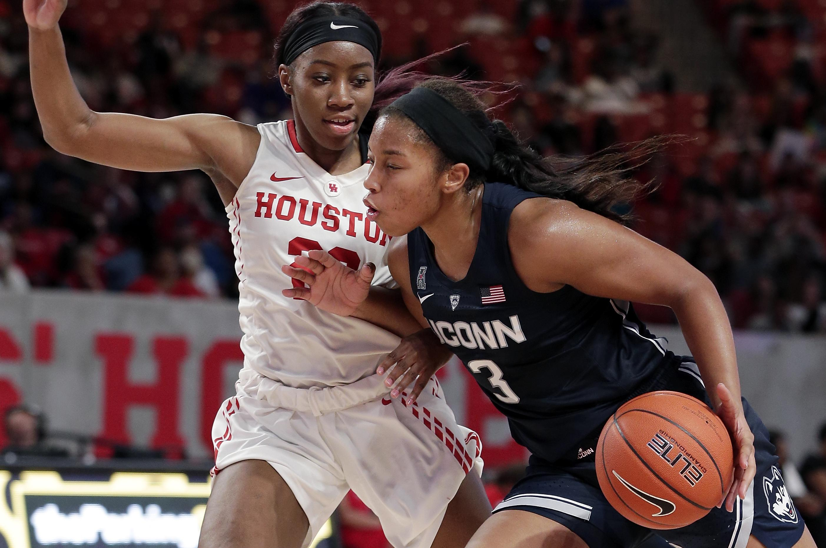 Women's Top 25 capsules: No. 1 UConn rebounds from loss to ...