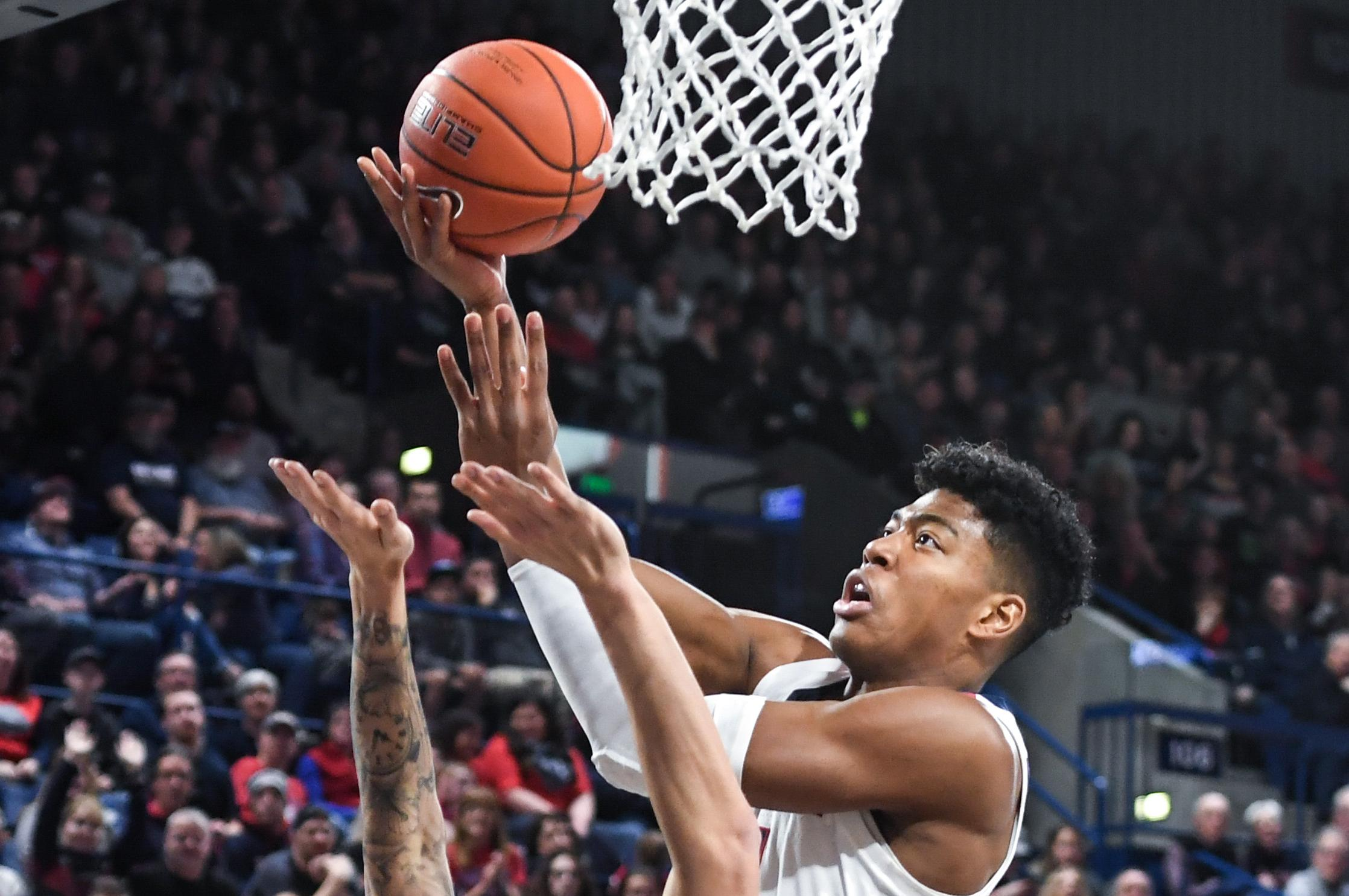 Gonzagas Rui Hachimura Makes Midseason Watch Lists For Wooden Lute