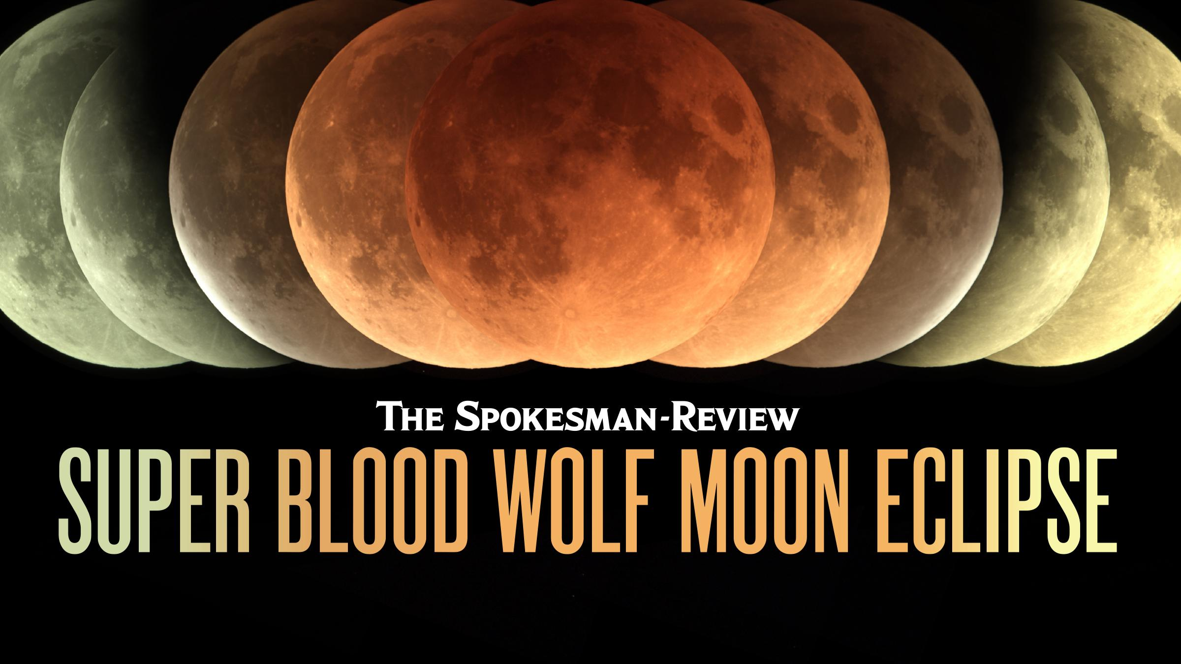 Super Blood Wolf Moon Eclipse Worth Howling About If Weather Clears