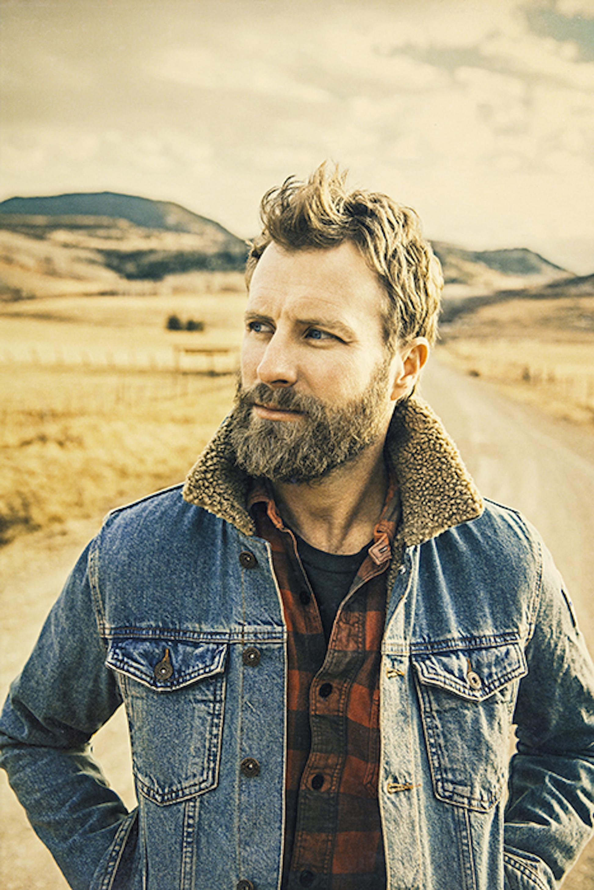 Country singer Dierks Bentley turns to 'The Mountain' of