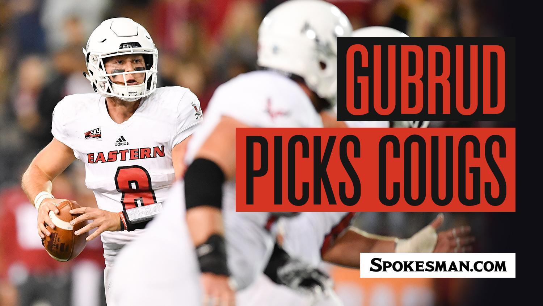 d8927ec751c Quarterback Gage Gubrud picks Washington State; now it's in NCAA's ...