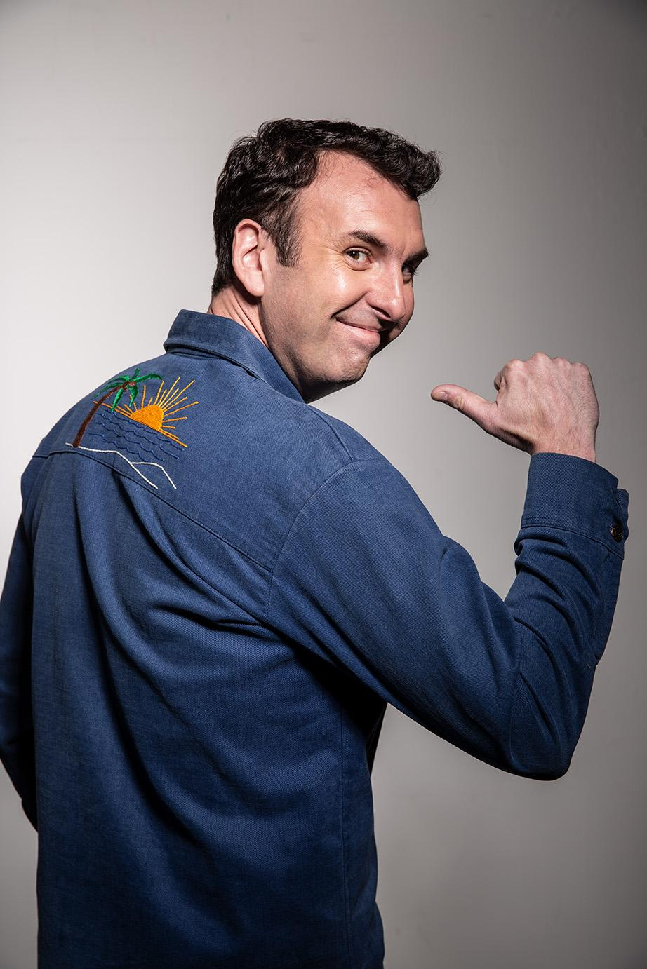 What Does Sms Stand For >> 'Try things and fail': Comedian Matt Braunger proud to be ...