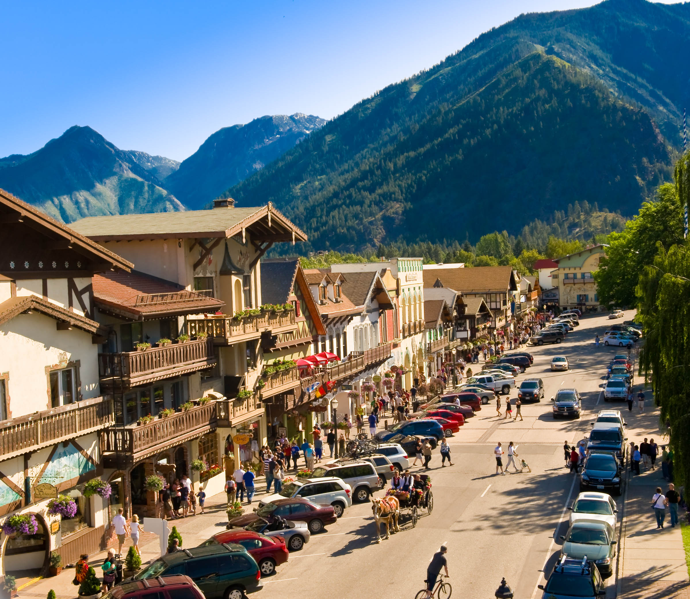 Leavenworth welcomes partiers but not partakers | The