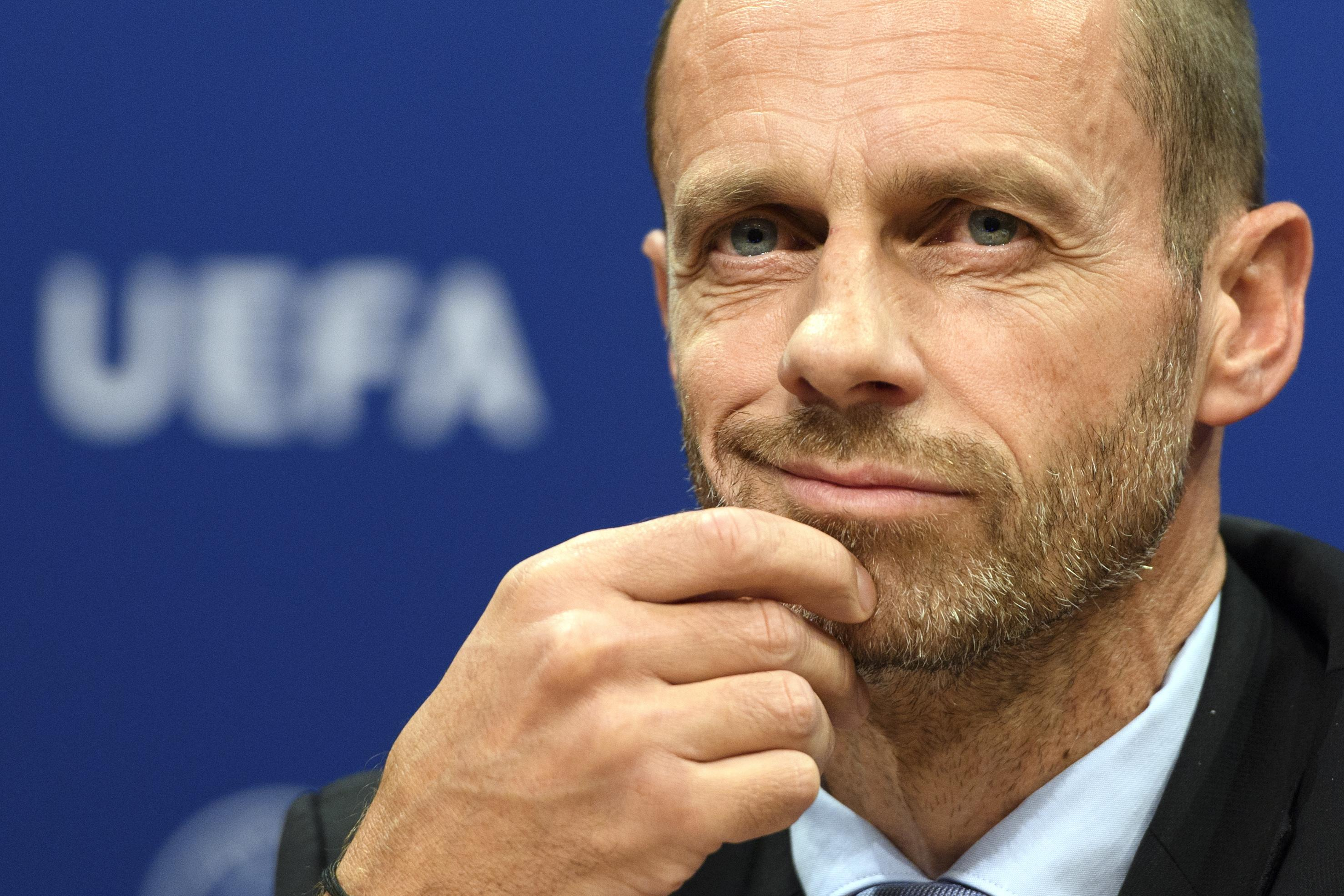 ebba9d368018 Clubs, FIFA to test UEFA leader Aleksander Ceferin in new 4-year ...